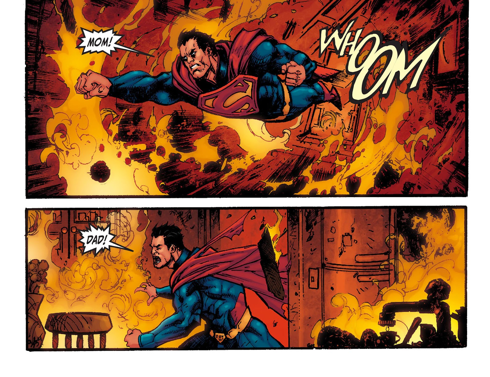 Injustice: Gods Among Us [I] Issue #7 #8 - English 19