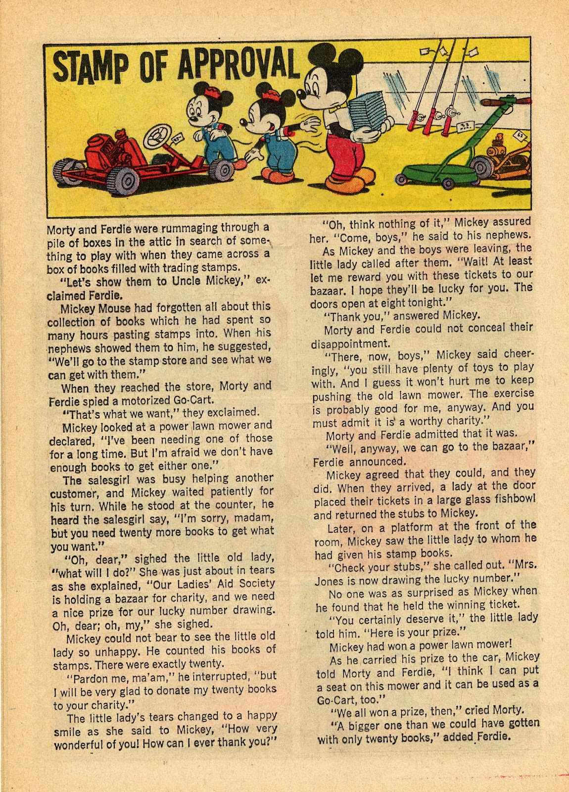 Uncle Scrooge (1953) Issue #44 #44 - English 24