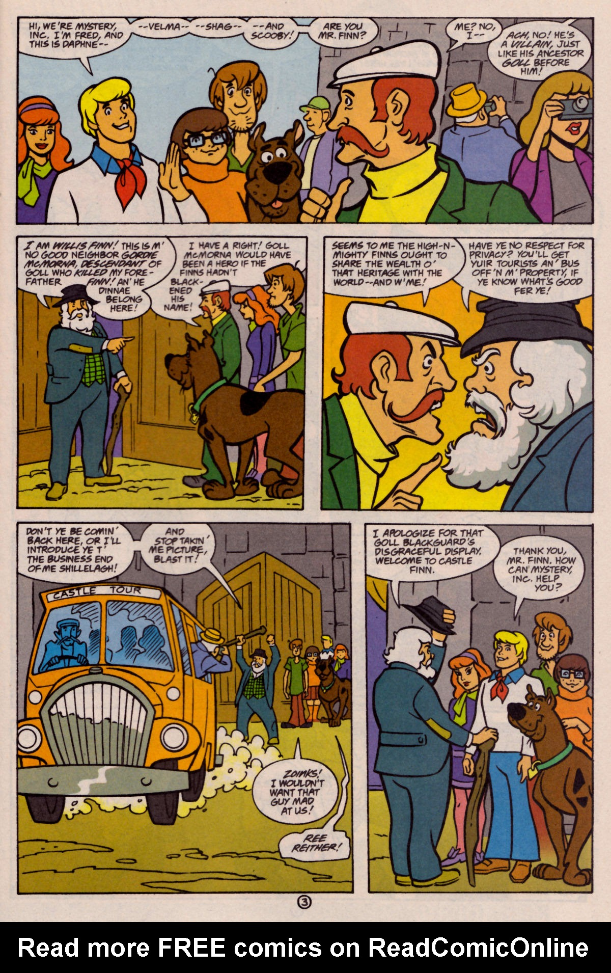 Read online Scooby-Doo (1997) comic -  Issue #25 - 14