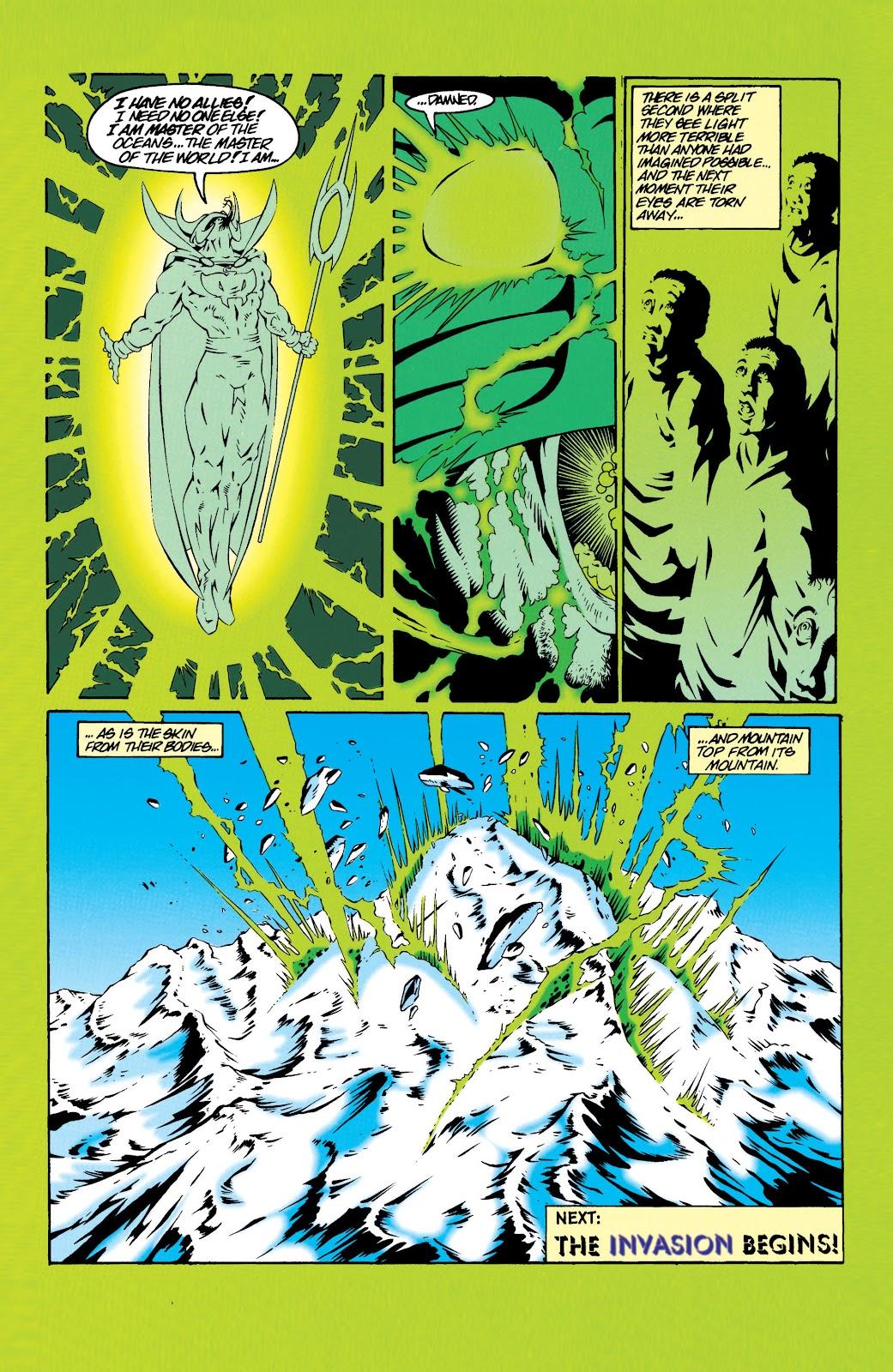 Aquaman (1994) Issue #20 #26 - English 22