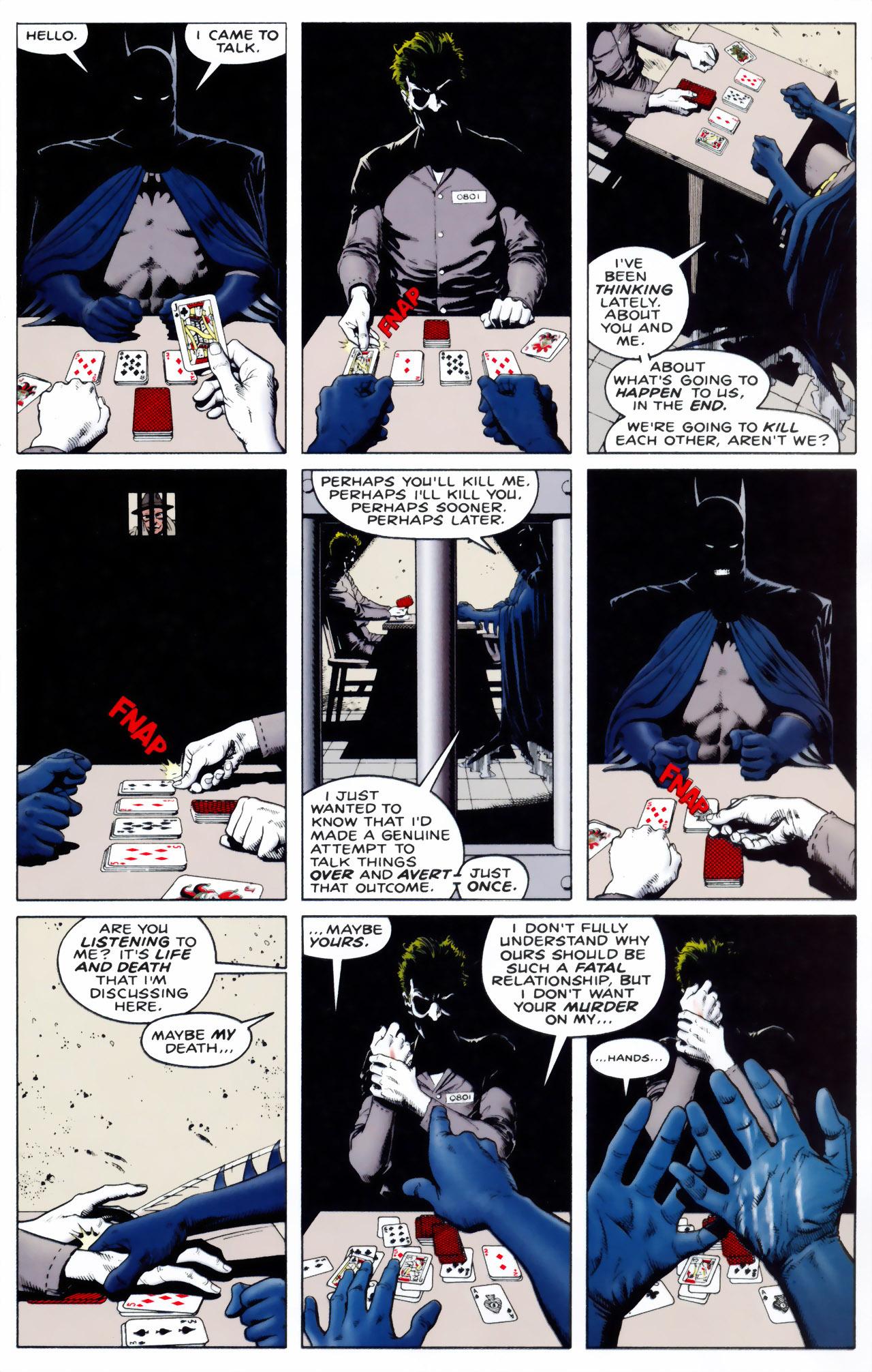 Batman: The Killing Joke chap 1 pic 10