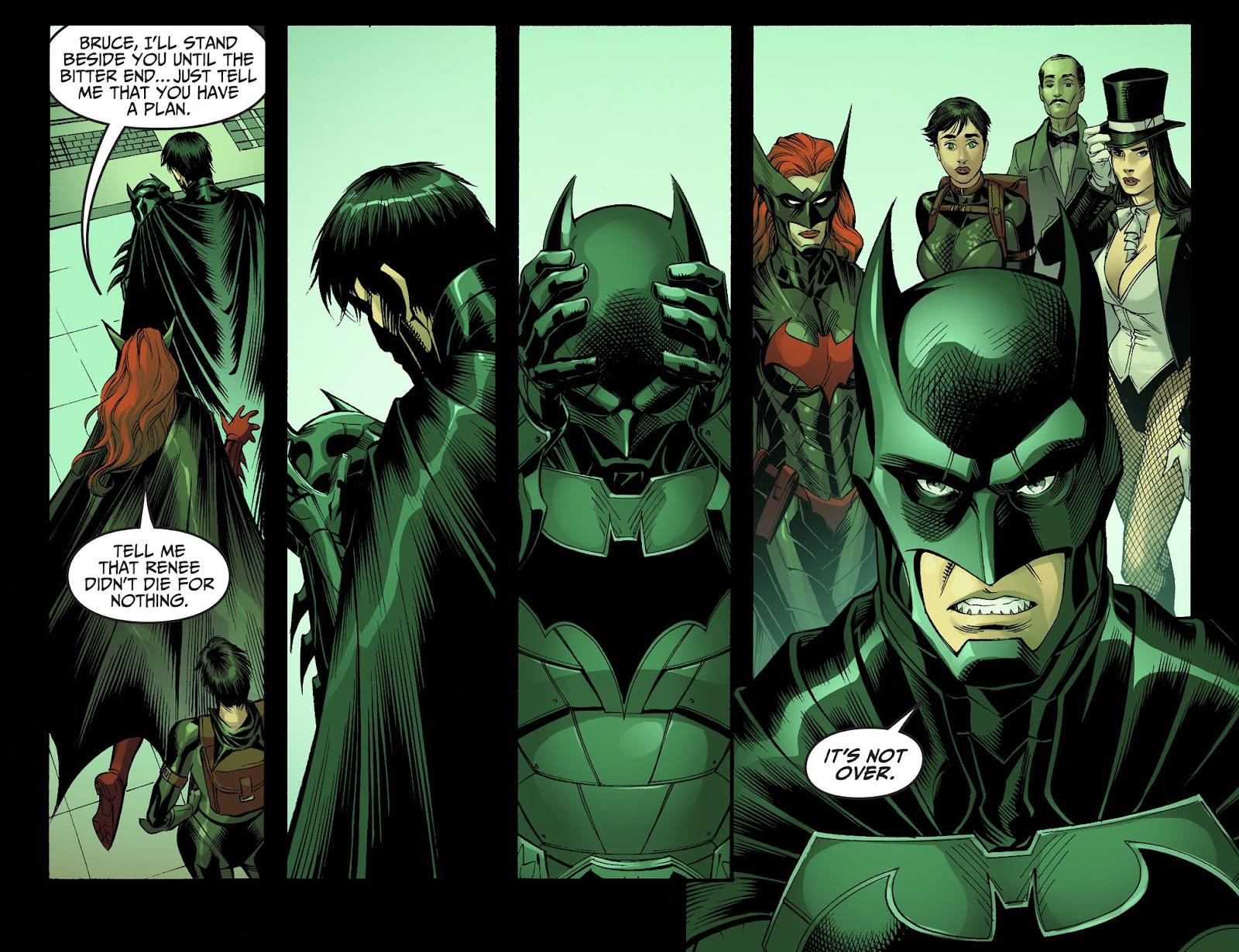 Injustice: Gods Among Us Year Four Issue #4 #5 - English 20