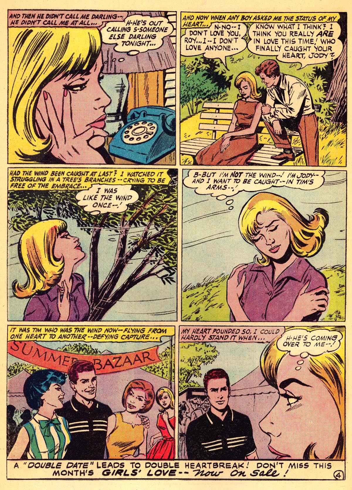 Read online Secret Hearts comic -  Issue #111 - 16