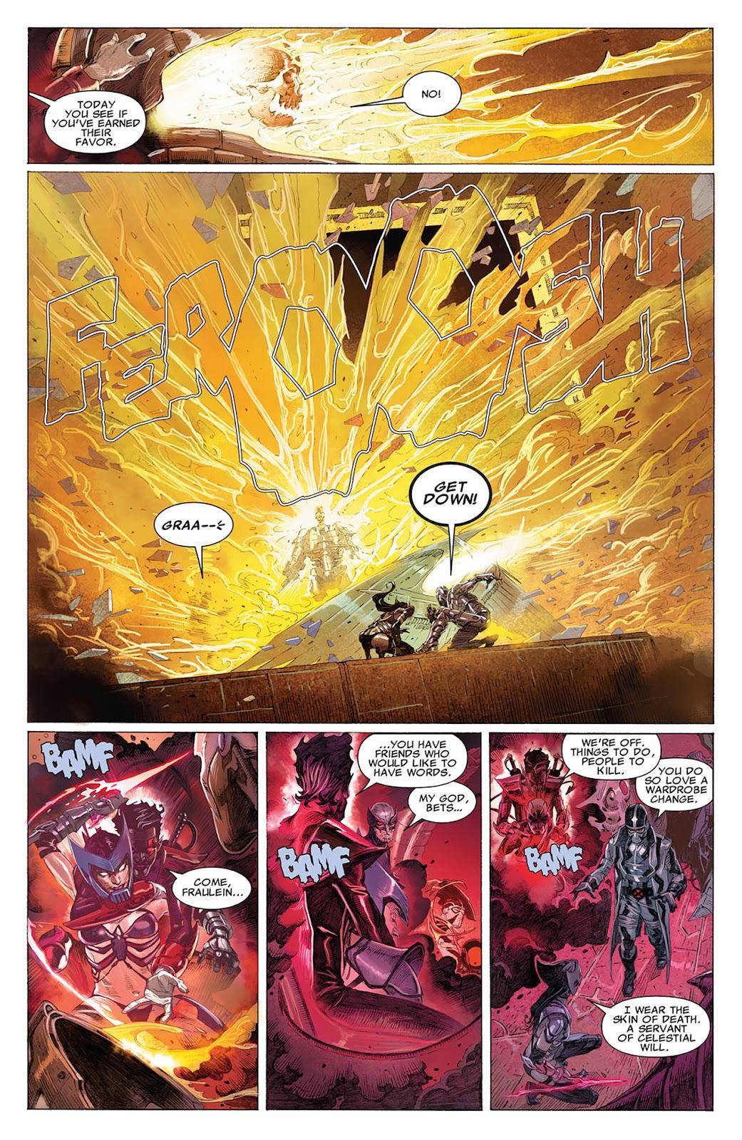 Uncanny X-Force (2010) Issue #17 #18 - English 7