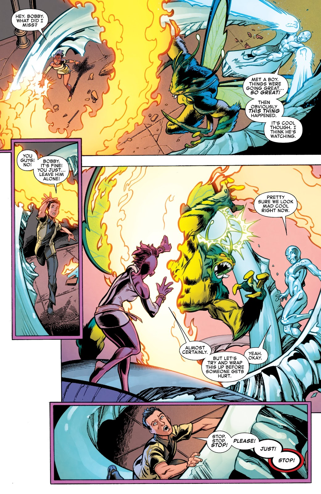 All-New X-Men (2016) Issue #13 #15 - English 16