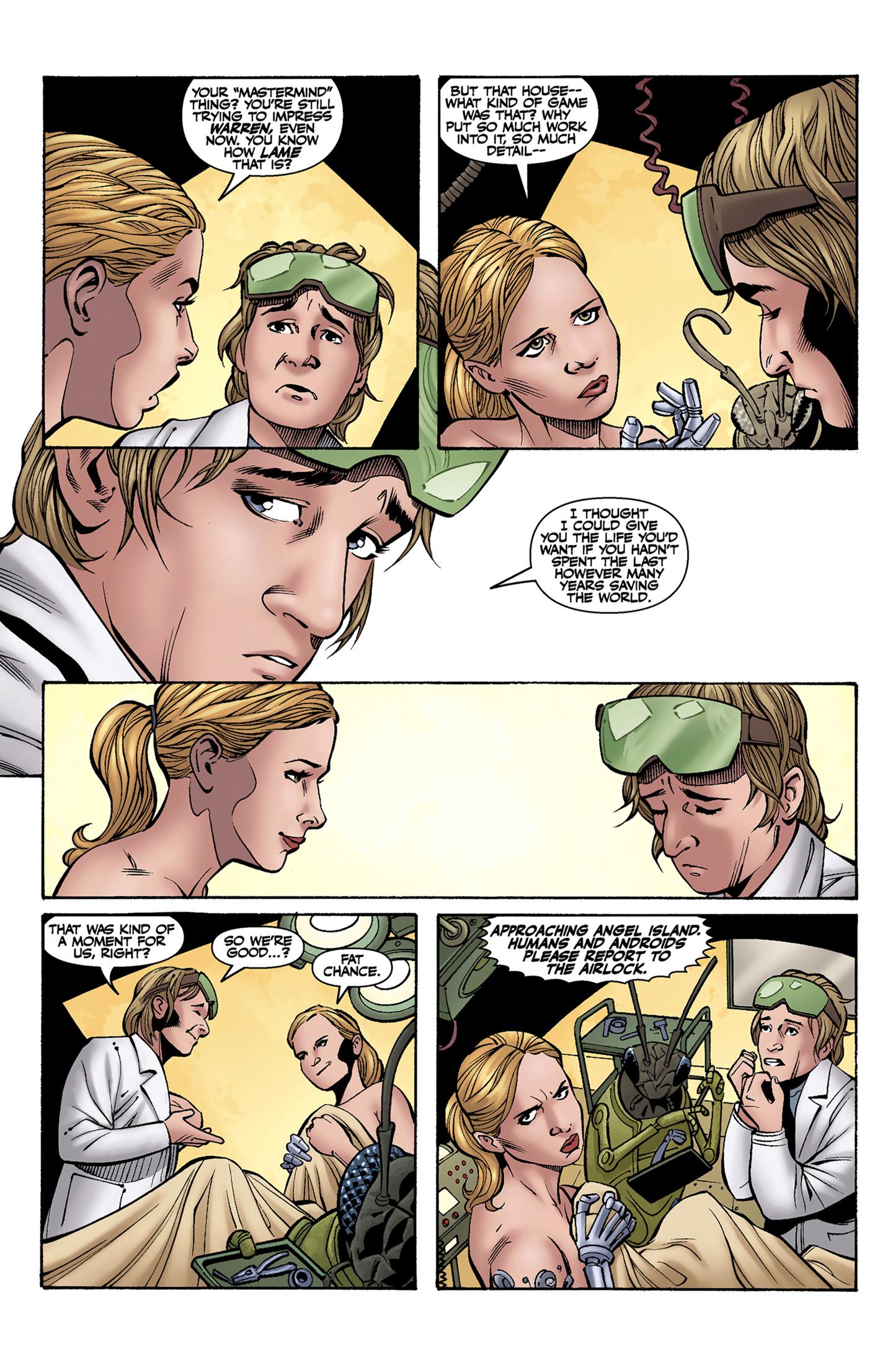 Read online Buffy the Vampire Slayer Season Nine comic -  Issue #9 - 14