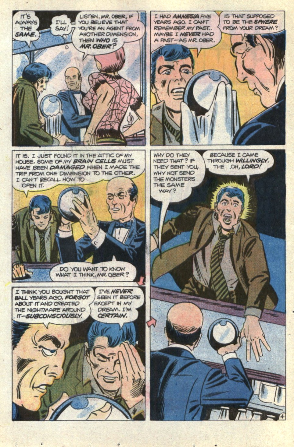 Read online Scary Tales comic -  Issue #21 - 18