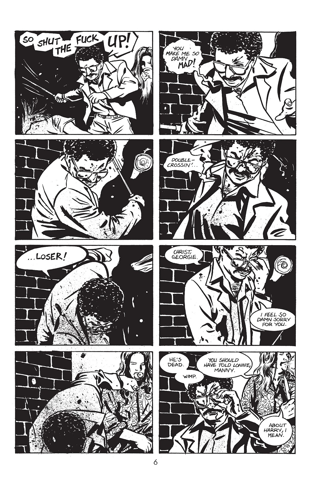 Stray Bullets Issue #2 #2 - English 8