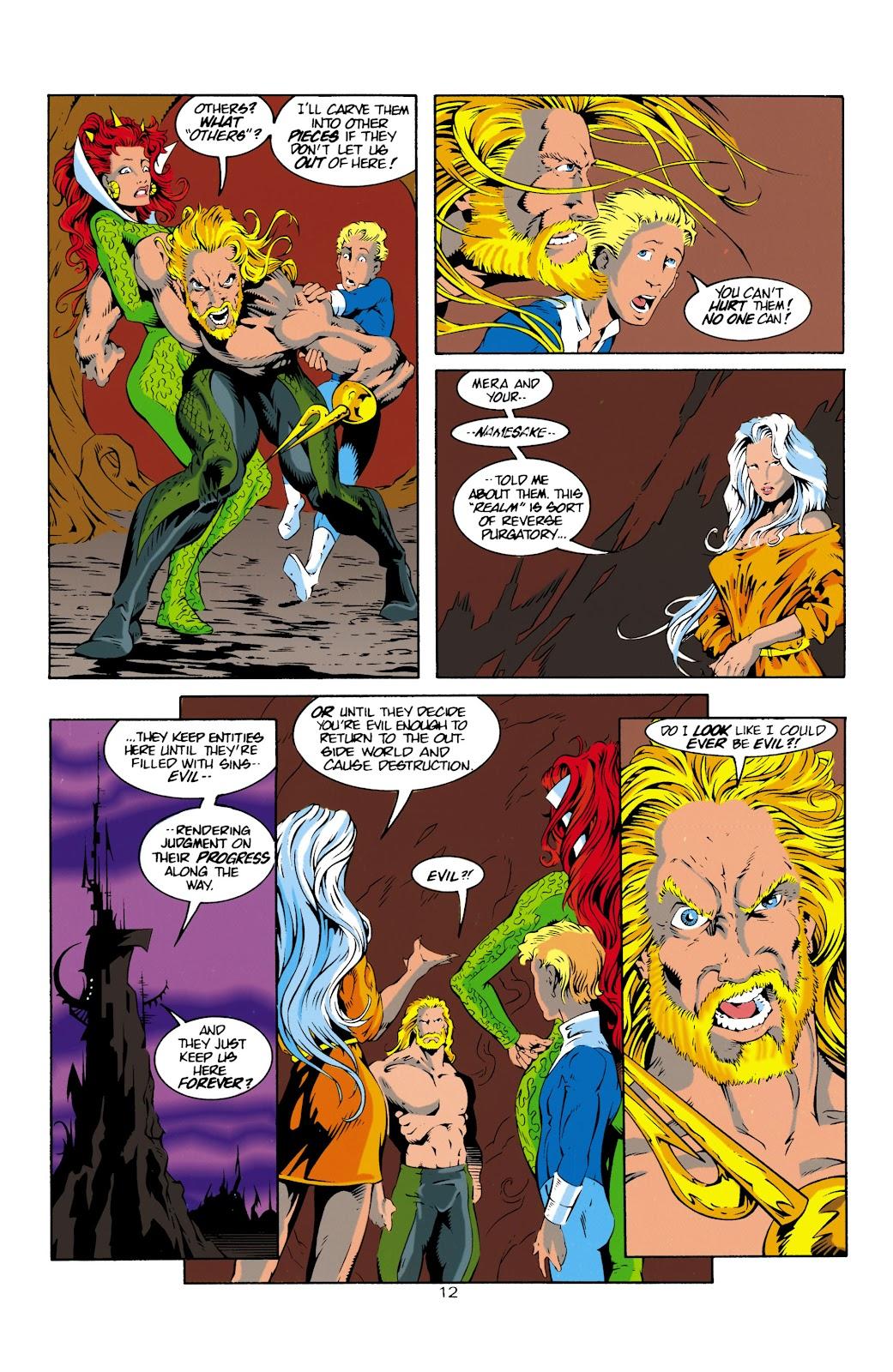 Aquaman (1994) Issue #14 #20 - English 13
