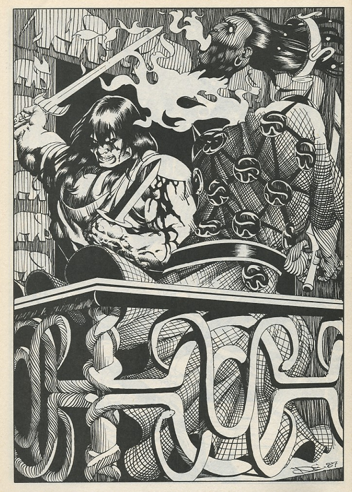 The Savage Sword Of Conan Issue #141 #142 - English 62