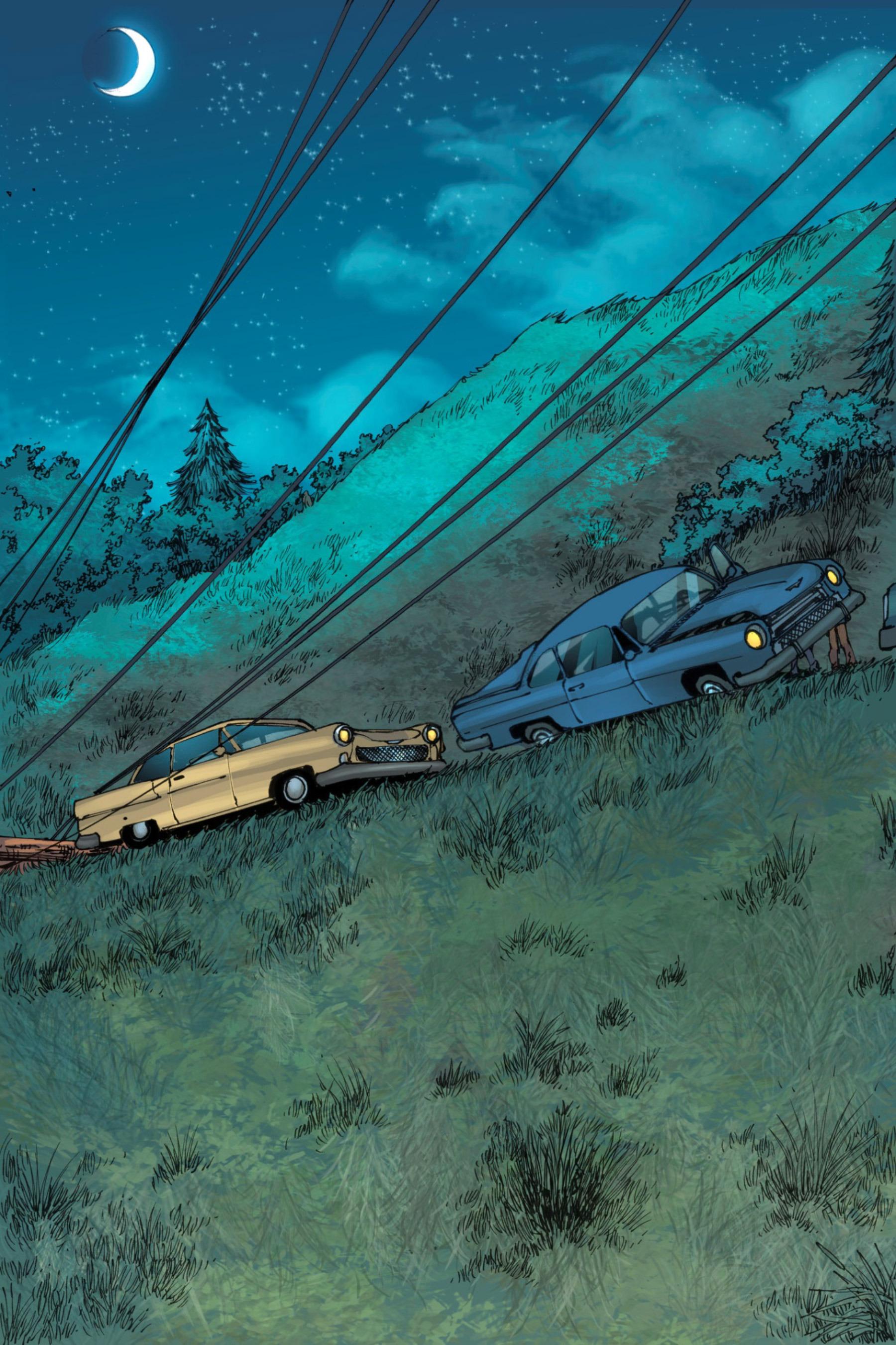 Read online Z-Men comic -  Issue #3 - 25