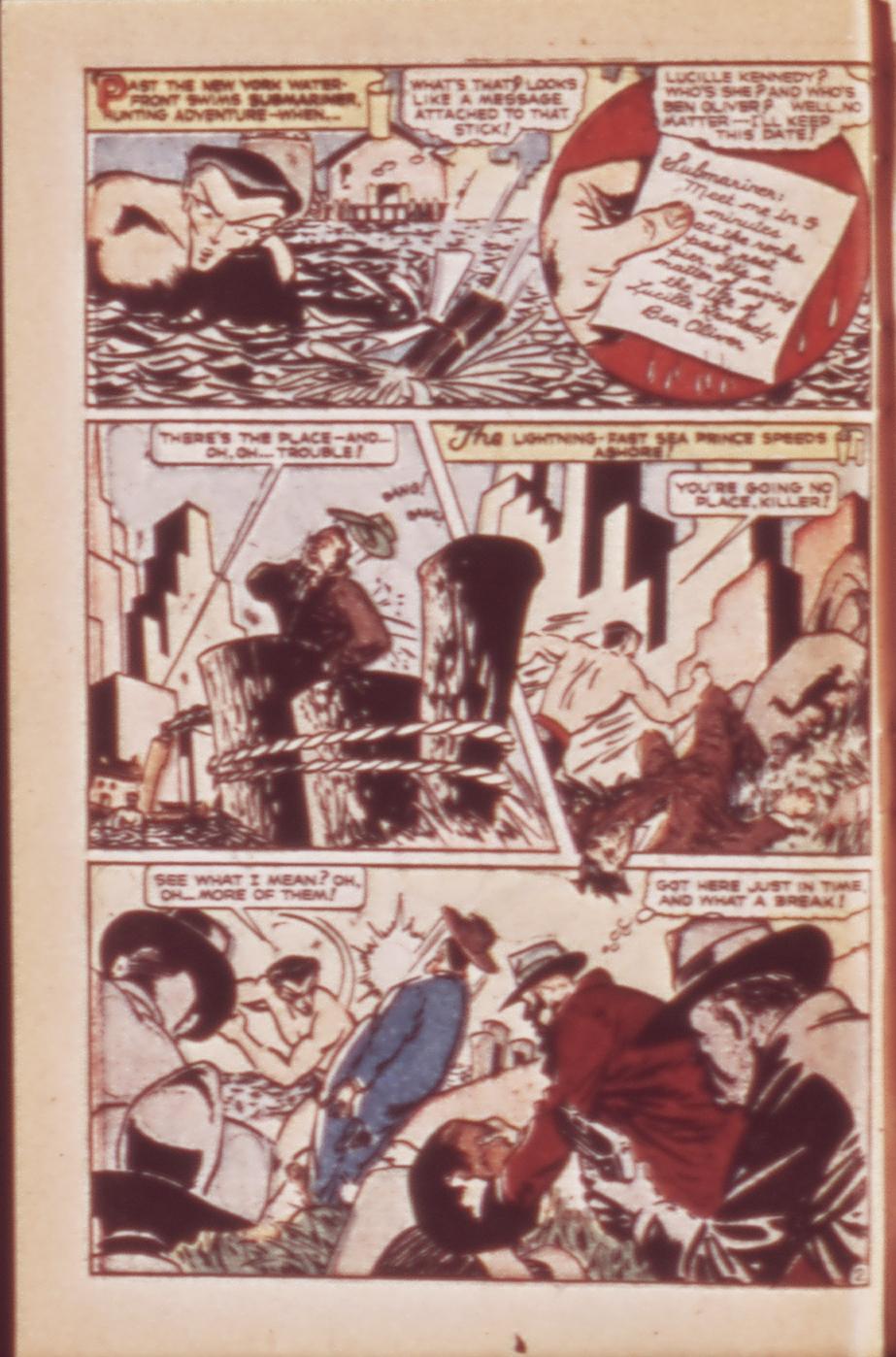 Sub-Mariner Comics Issue #19 #19 - English 16
