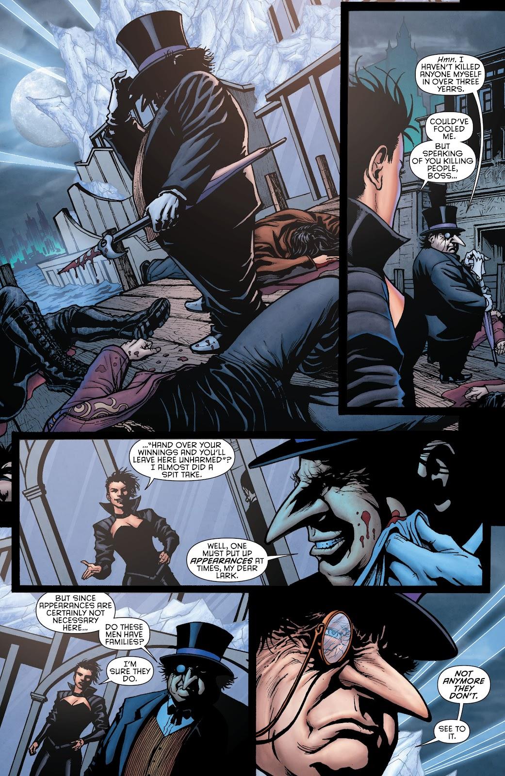 Batman (2011) Issue #23.3 #41 - English 8