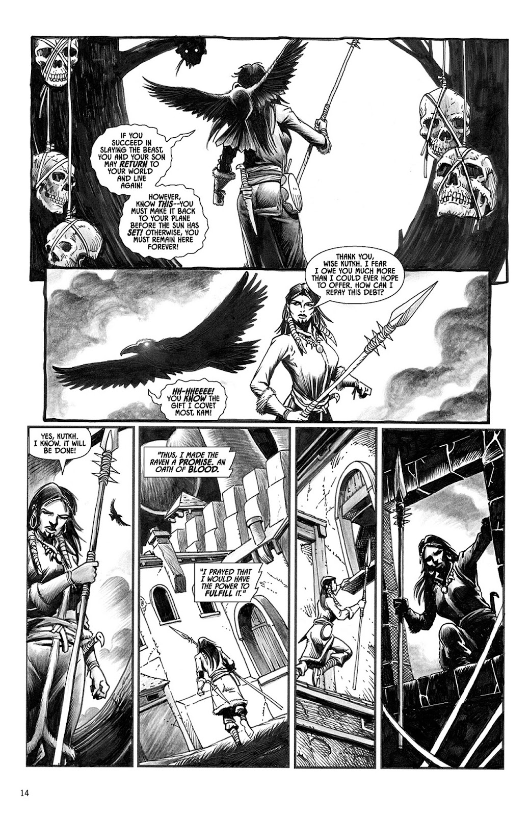 Creepy (2009) Issue #5 #5 - English 16