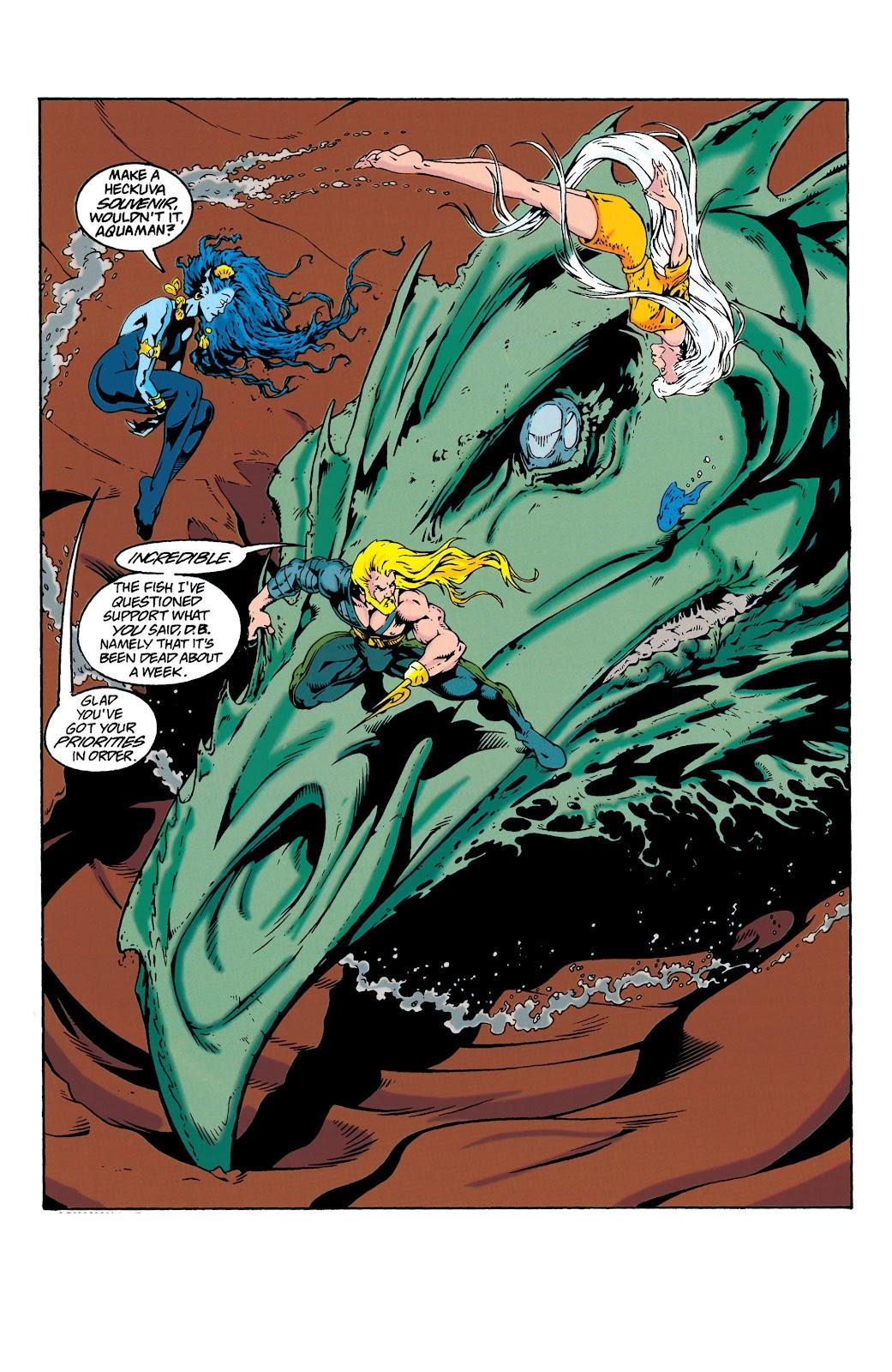 Aquaman (1994) Issue #29 #35 - English 2