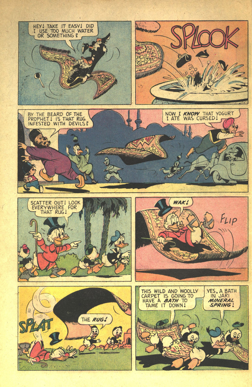 Uncle Scrooge (1953) Issue #116 #116 - English 8