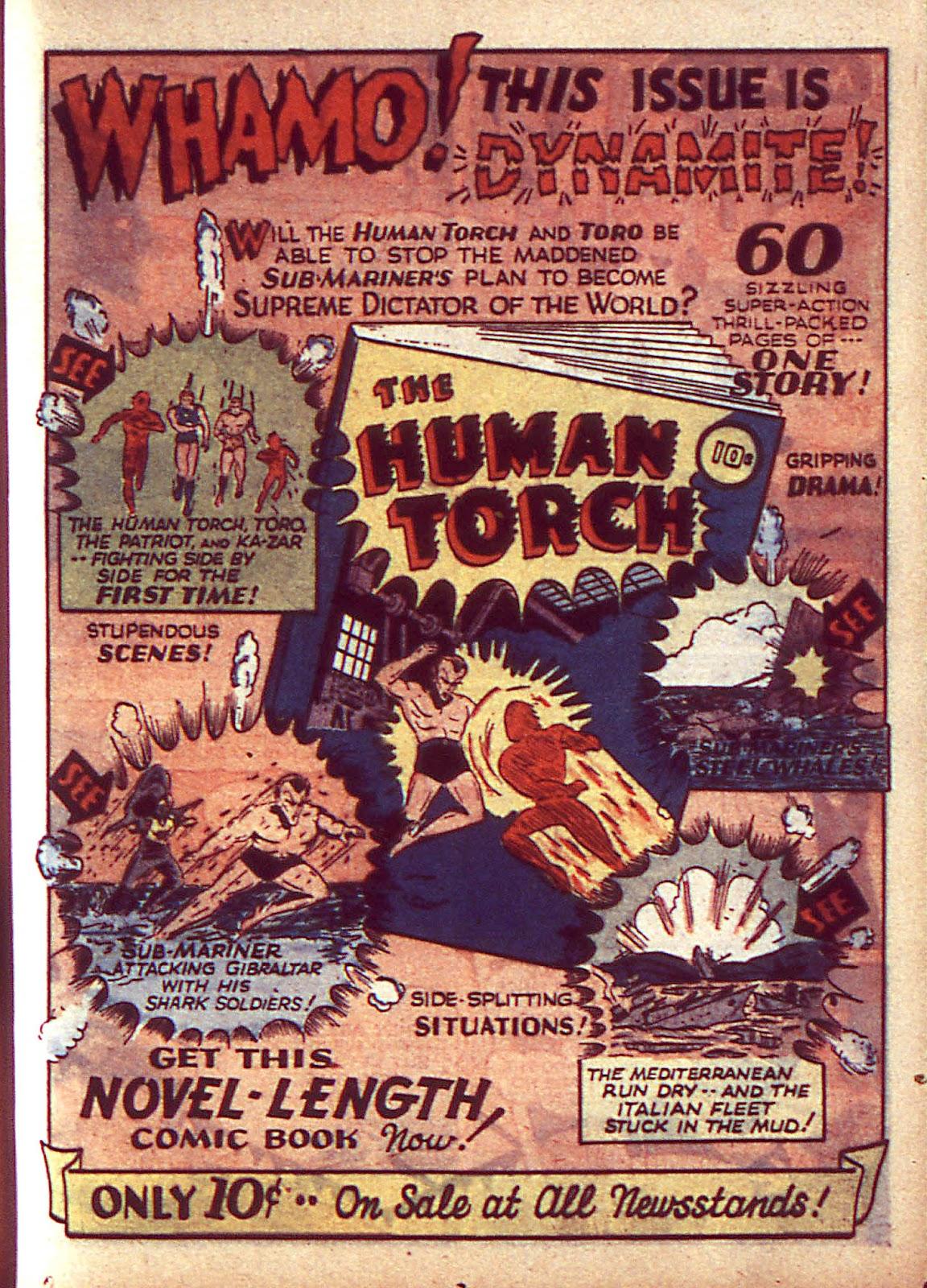 Sub-Mariner Comics Issue #3 #3 - English 24