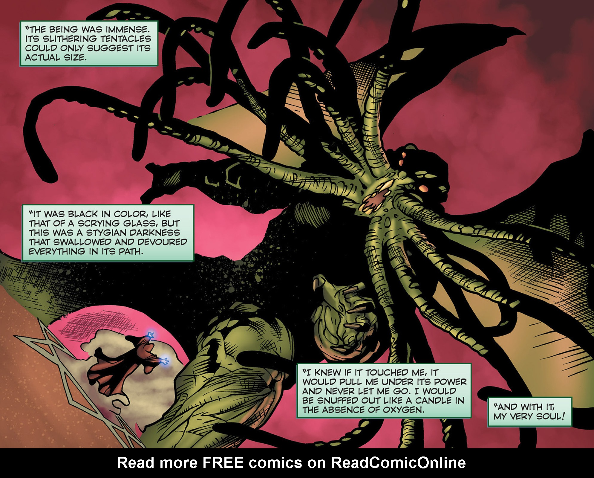 Read online Evil Dead 2: Cradle of the Damned comic -  Issue #4 - 14