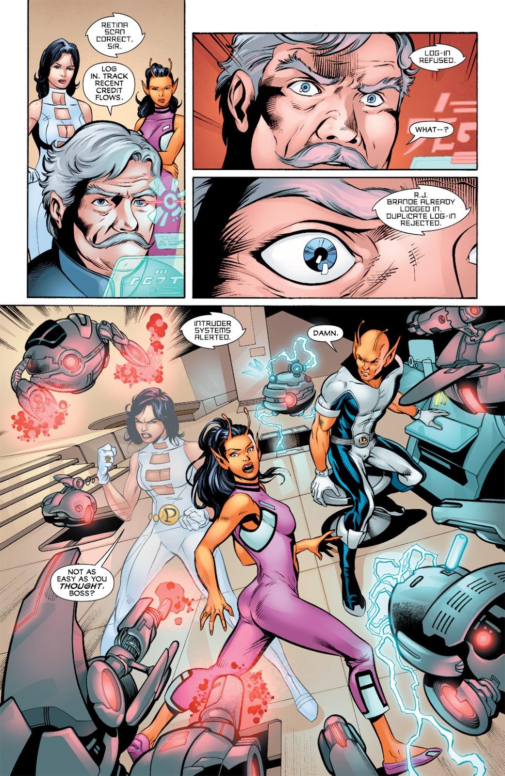 Legion of Super-Heroes (2010) Issue #10 #11 - English 11