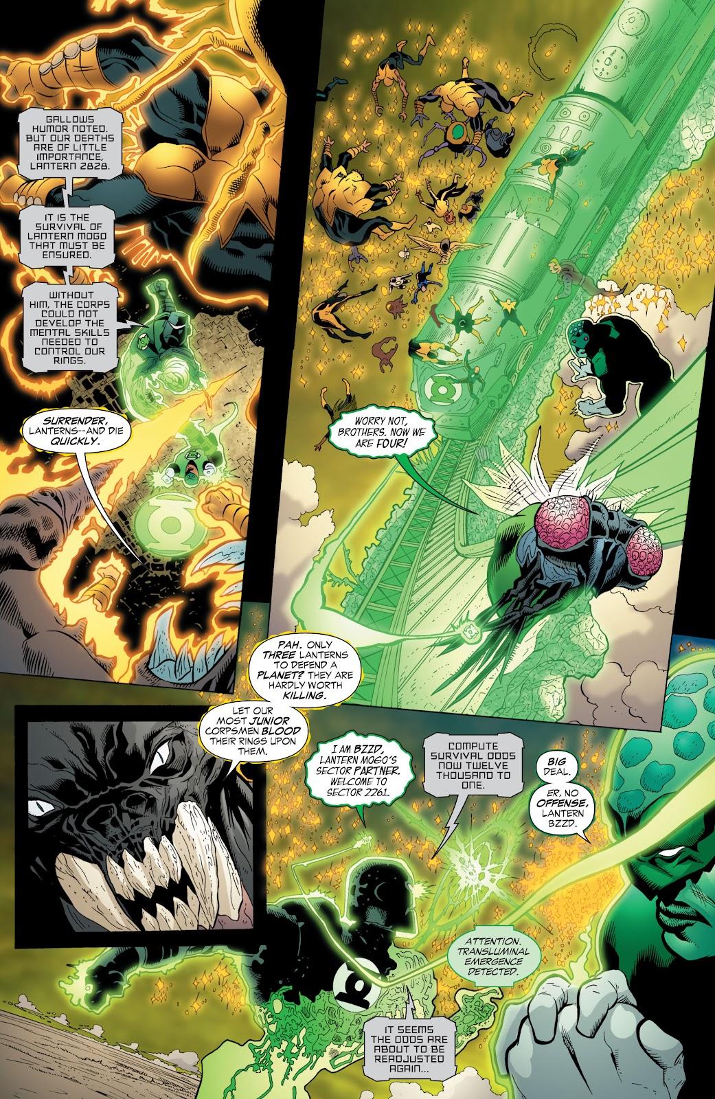 Green Lantern: The Sinestro Corps War Full #1 - English 117