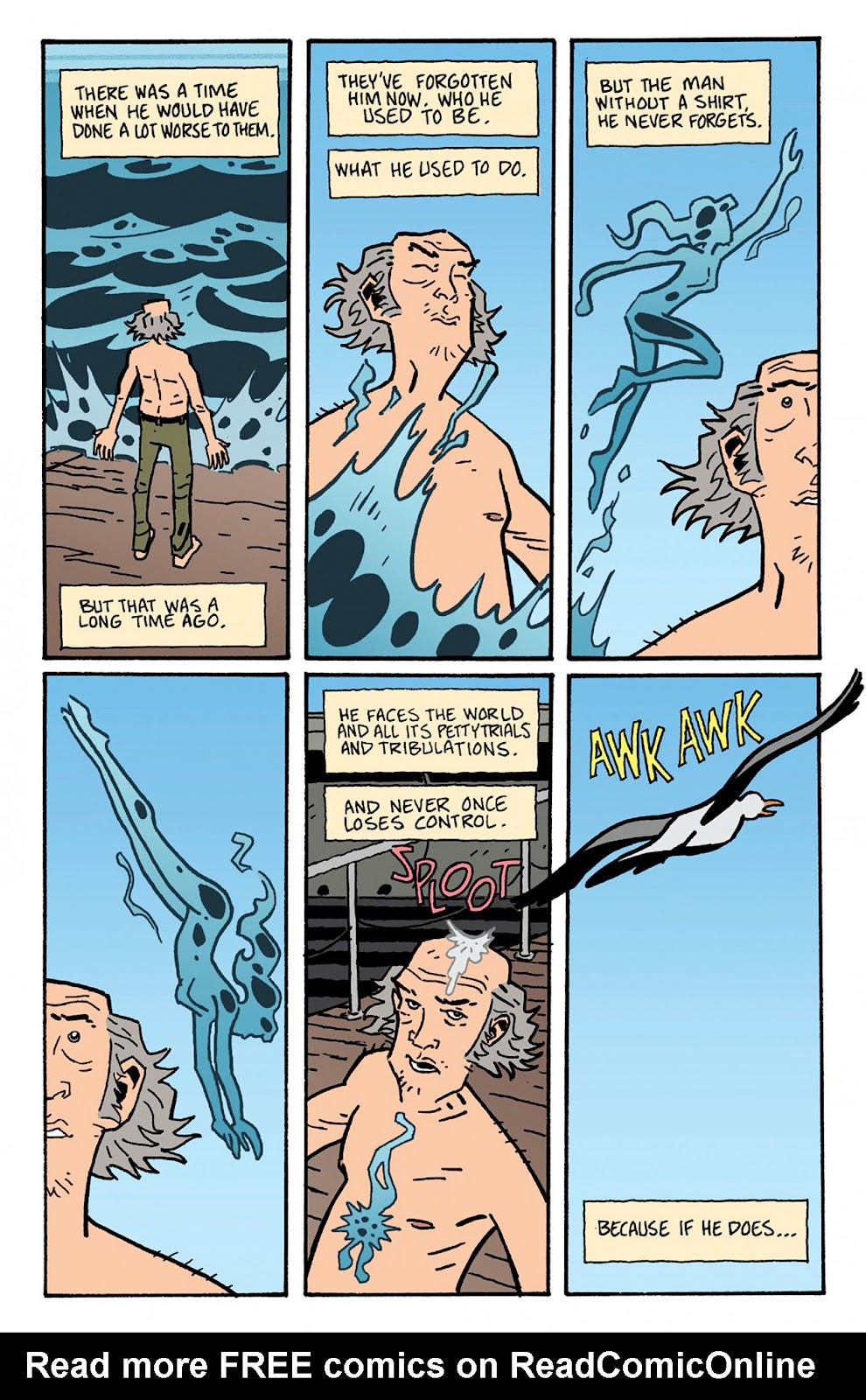 Mudman Issue #4 #4 - English 4