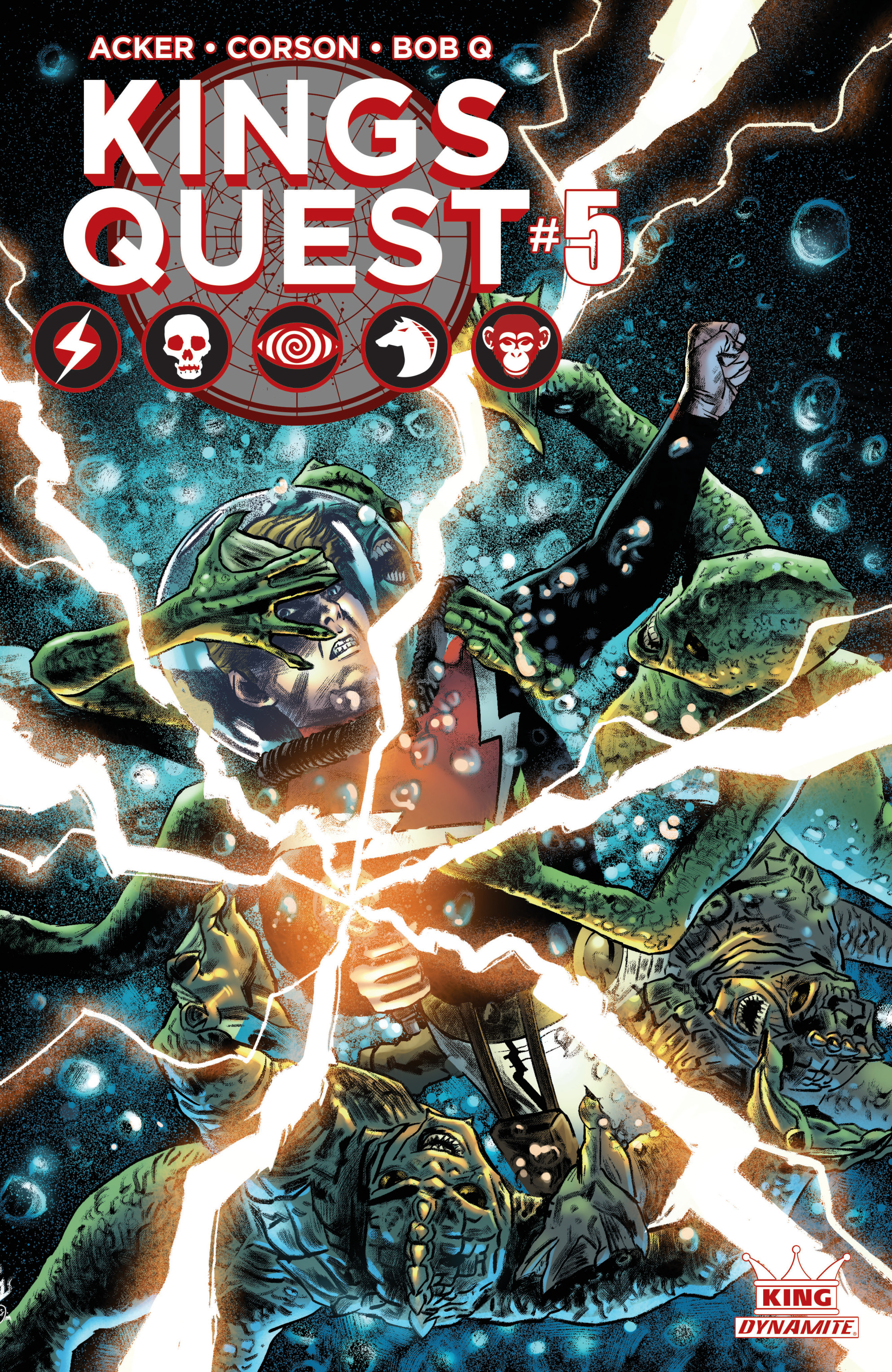 Read online Kings Quest comic -  Issue #5 - 2