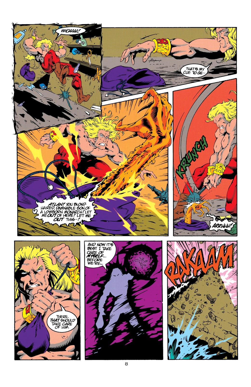 Aquaman (1994) Issue #19 #25 - English 8