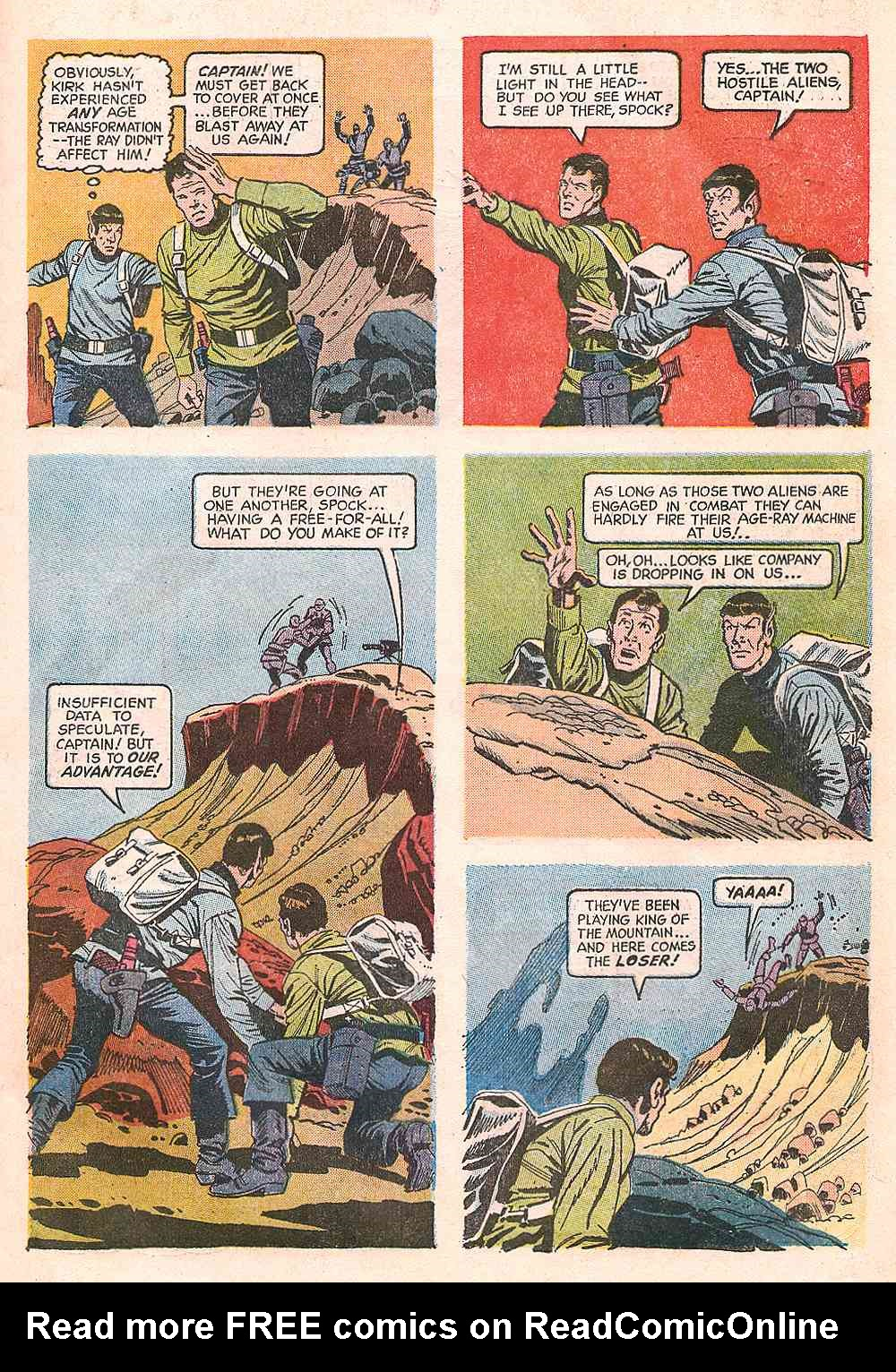 Star Trek (1967) Issue #8 #8 - English 10