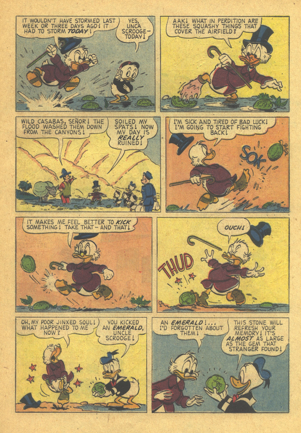 Uncle Scrooge (1953) Issue #31 #31 - English 29