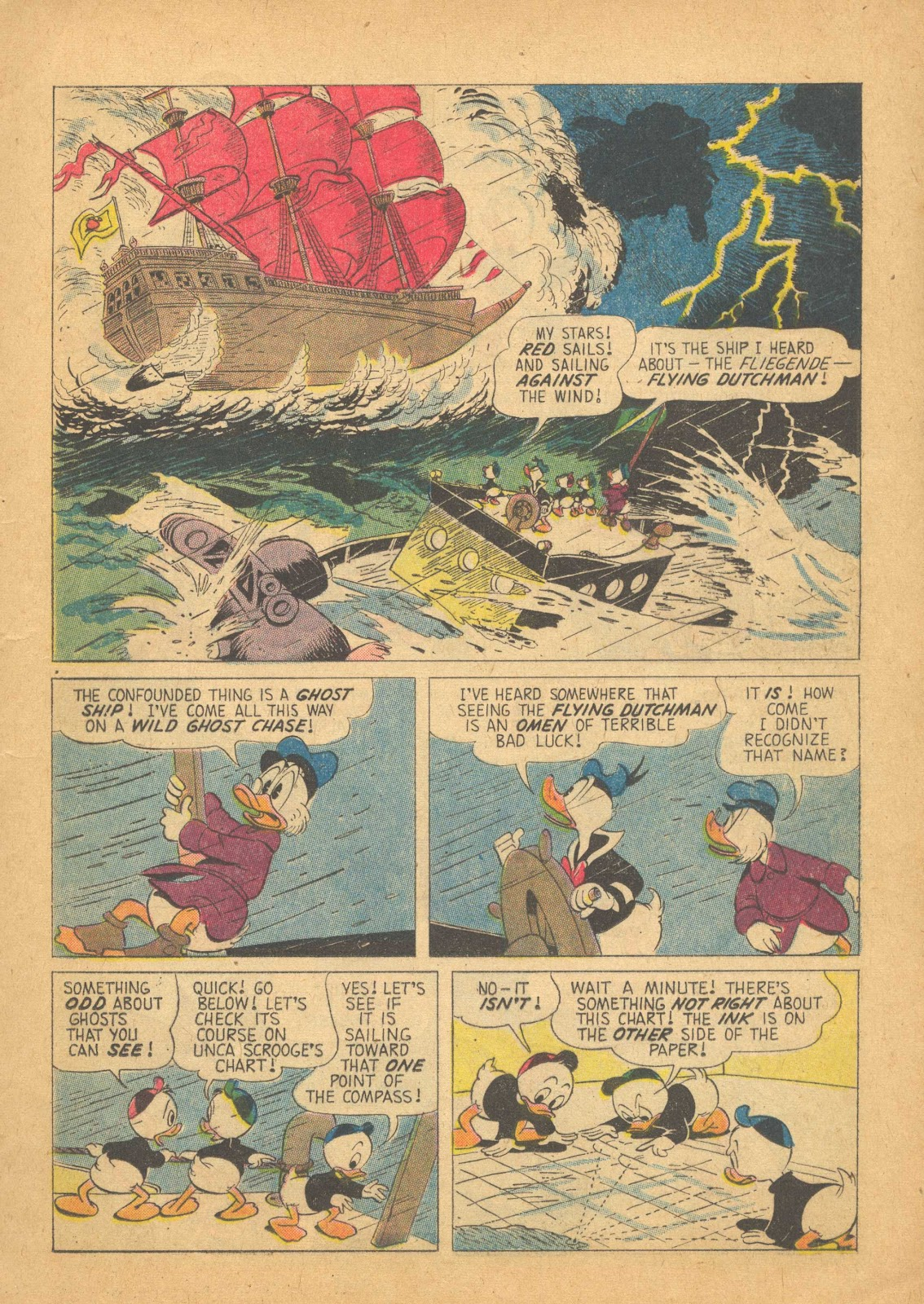Uncle Scrooge (1953) Issue #25 #25 - English 13