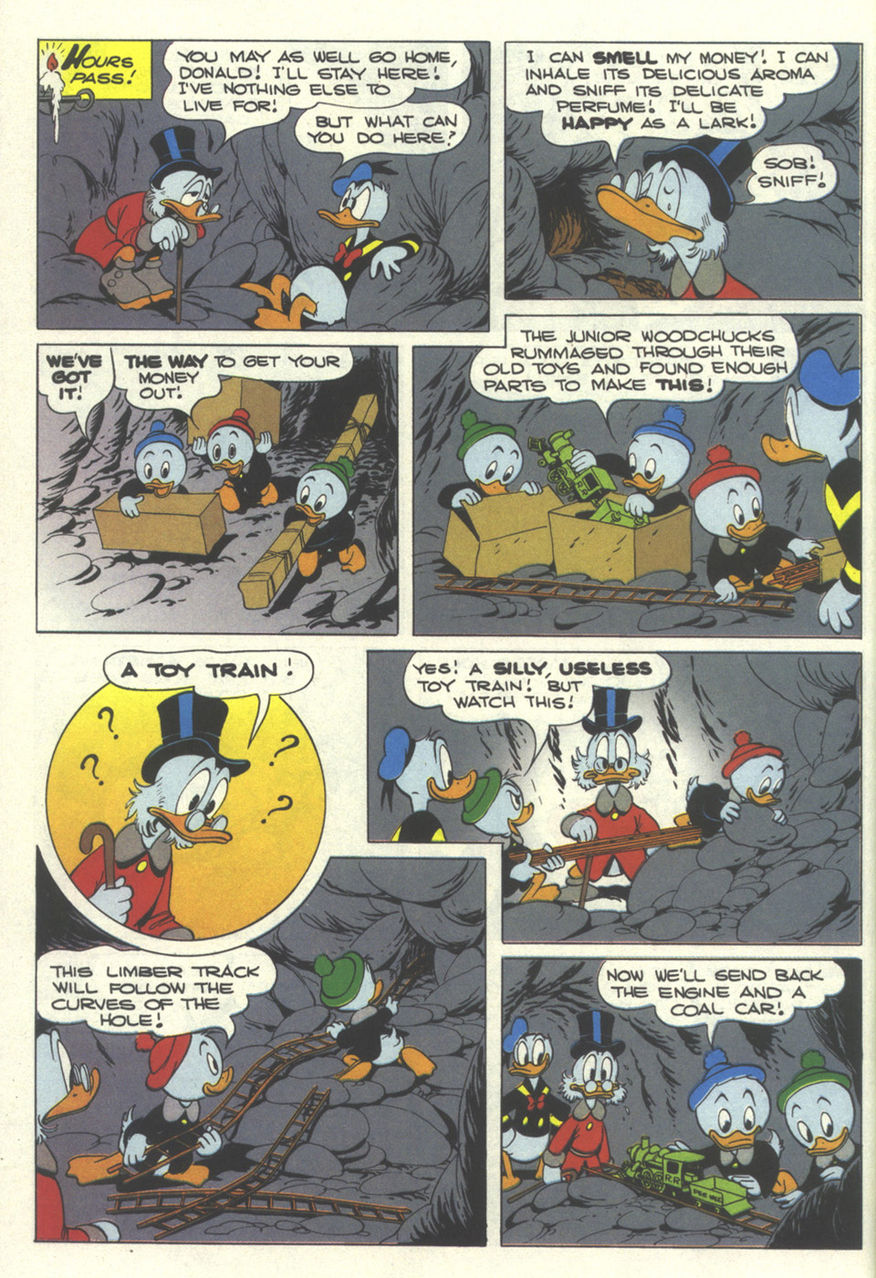 Walt Disney's Donald Duck Adventures (1987) Issue #30 #30 - English 60