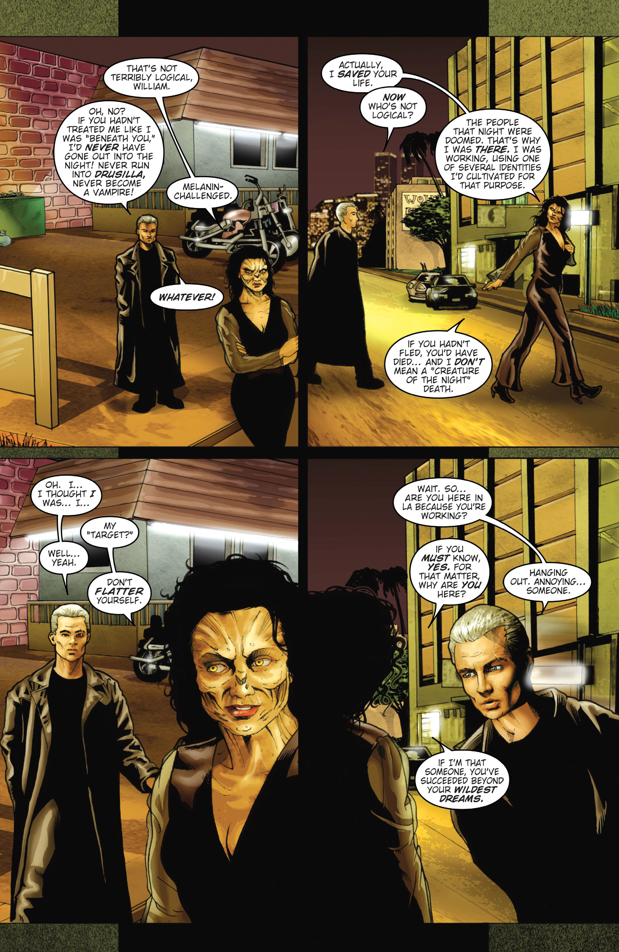 Read online Spike (2006) comic -  Issue # Full - 16