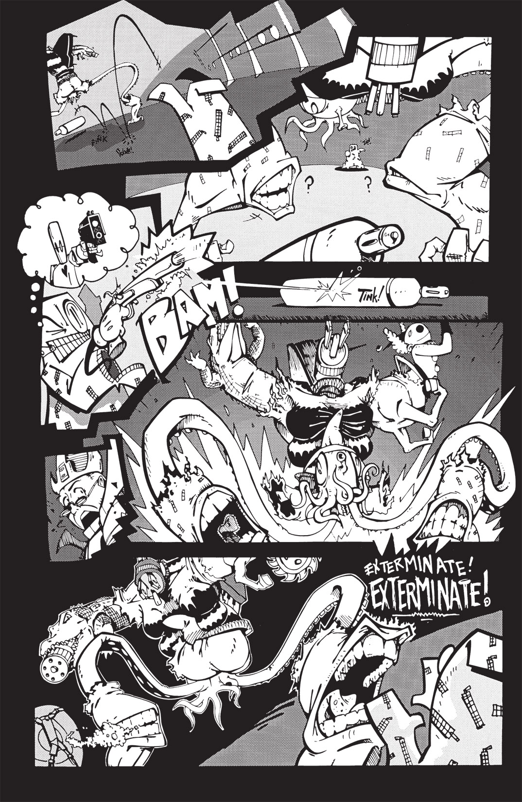 Read online Scud: The Disposable Assassin: The Whole Shebang comic -  Issue # TPB (Part 2) - 228
