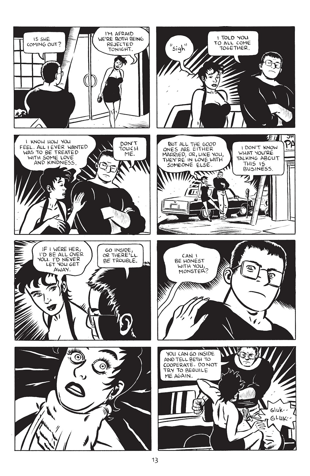Stray Bullets Issue #24 #24 - English 15