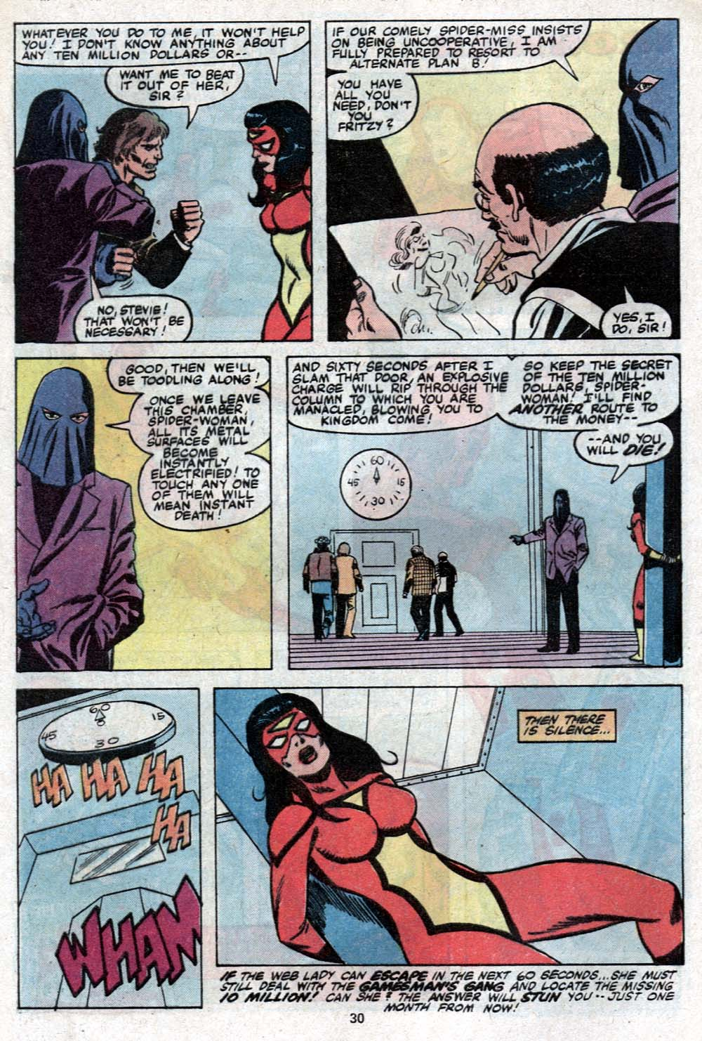 Spider-Woman (1978) Issue #24 #24 - English 20