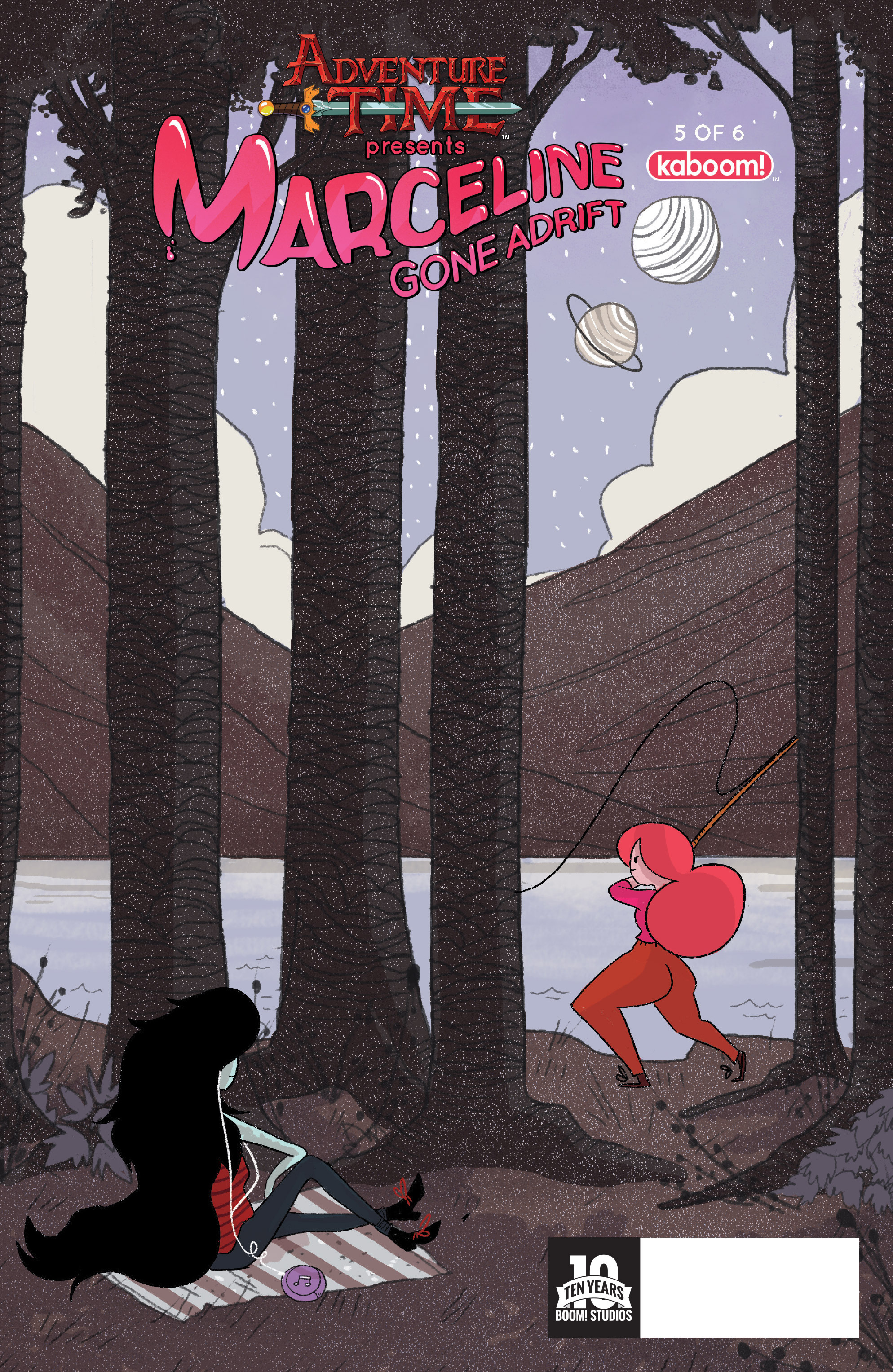 Adventure Time: Marceline Gone Adrift 5 Page 1