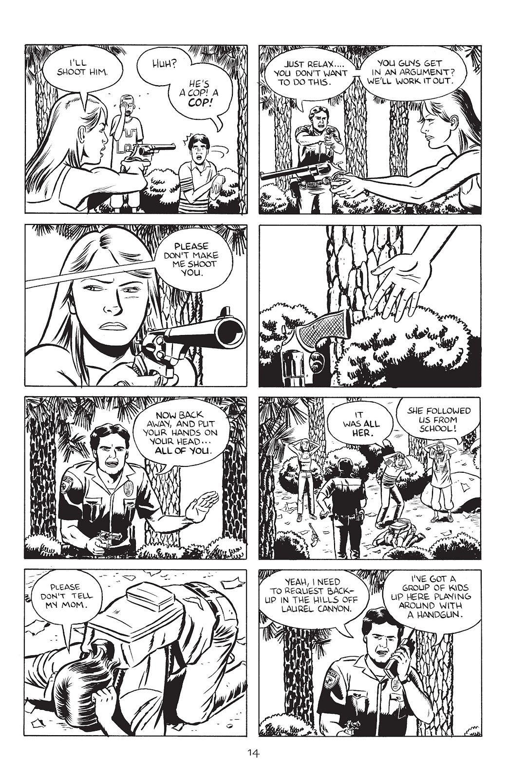 Stray Bullets Issue #30 #30 - English 16