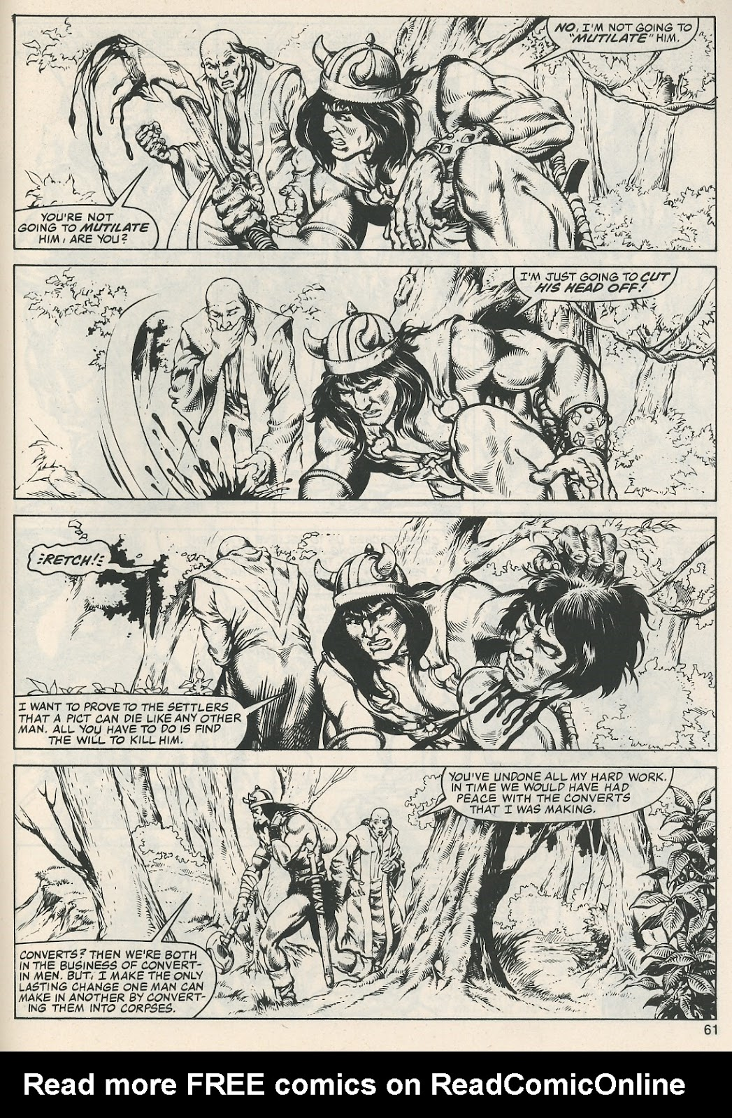 The Savage Sword Of Conan Issue #112 #113 - English 63