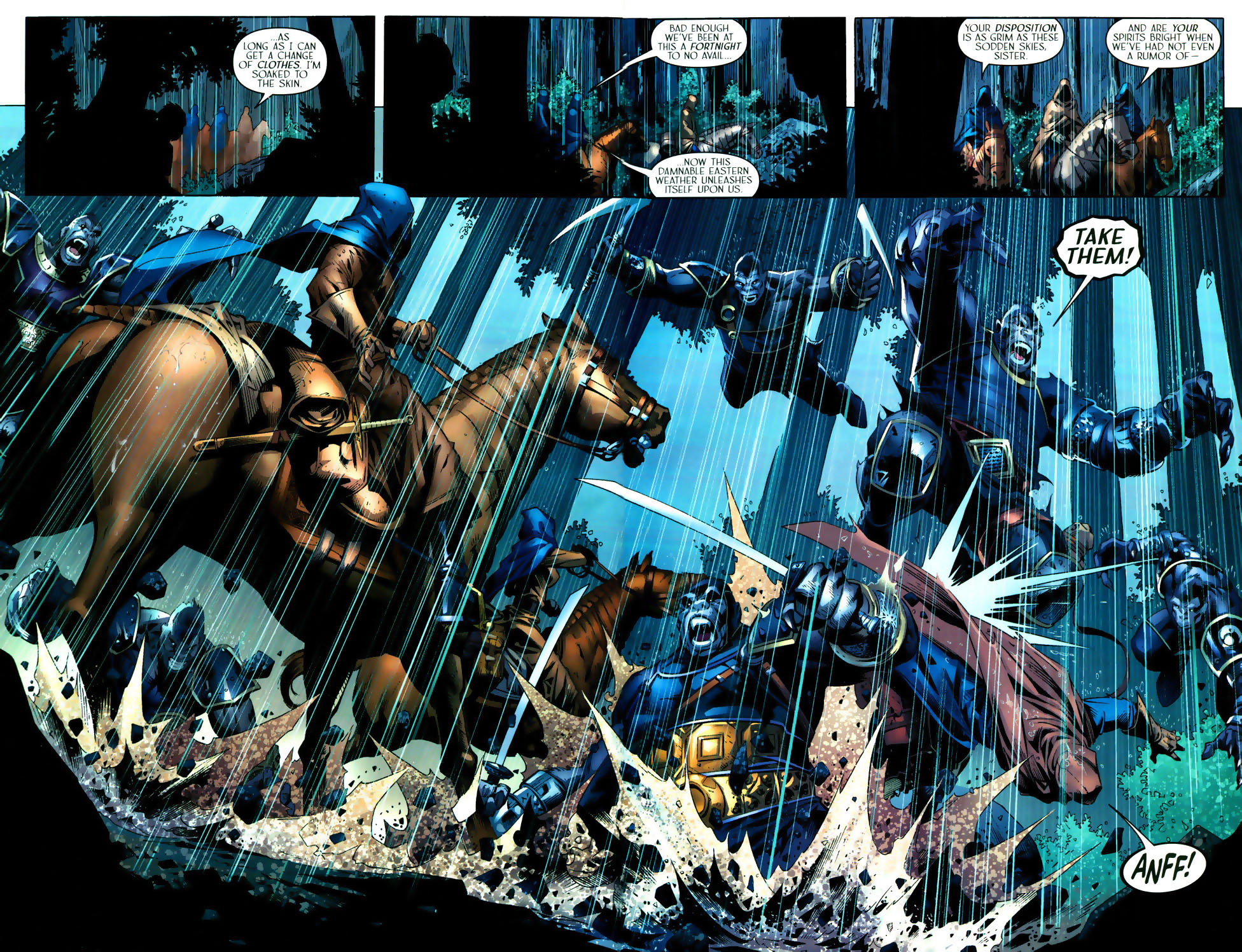 Read online Scion comic -  Issue #38 - 4