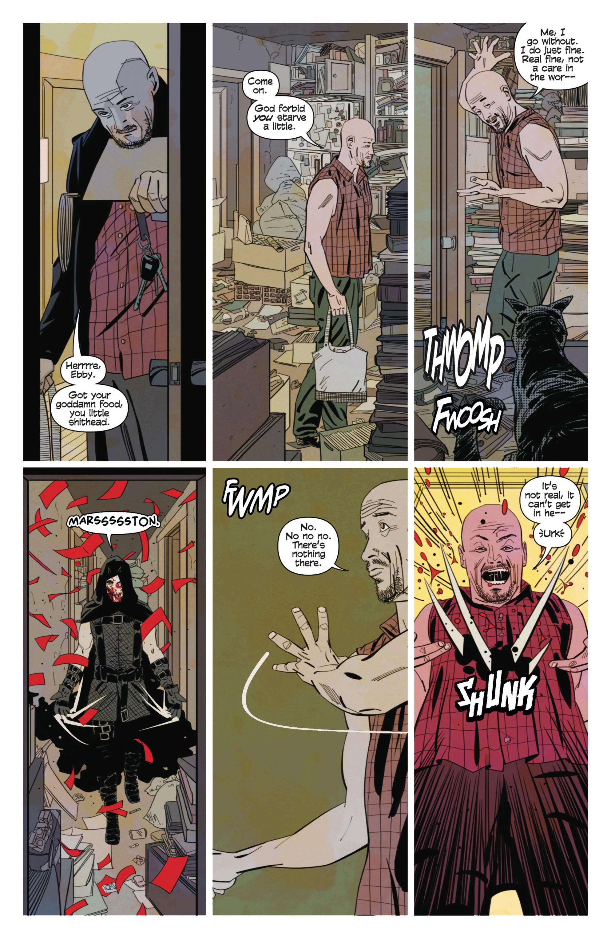 Read online Demonic comic -  Issue #3 - 3