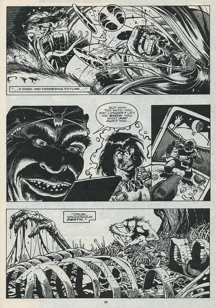 The Savage Sword Of Conan Issue #176 #177 - English 27