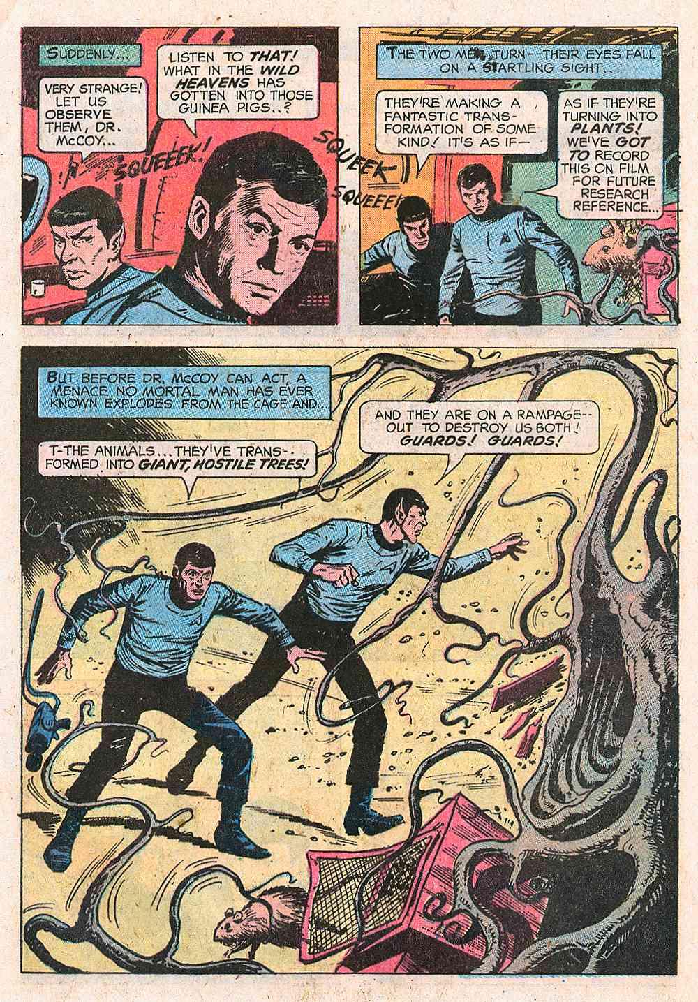 Star Trek (1967) Issue #29 #29 - English 4