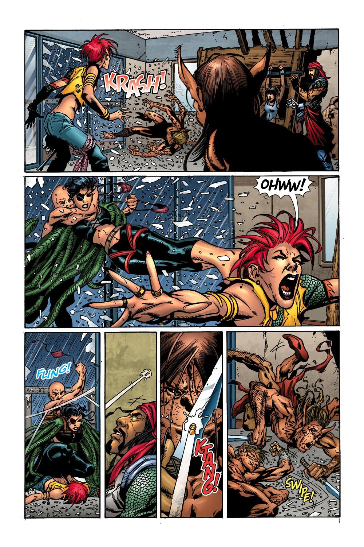 Excalibur (2004) Issue #7 #7 - English 20