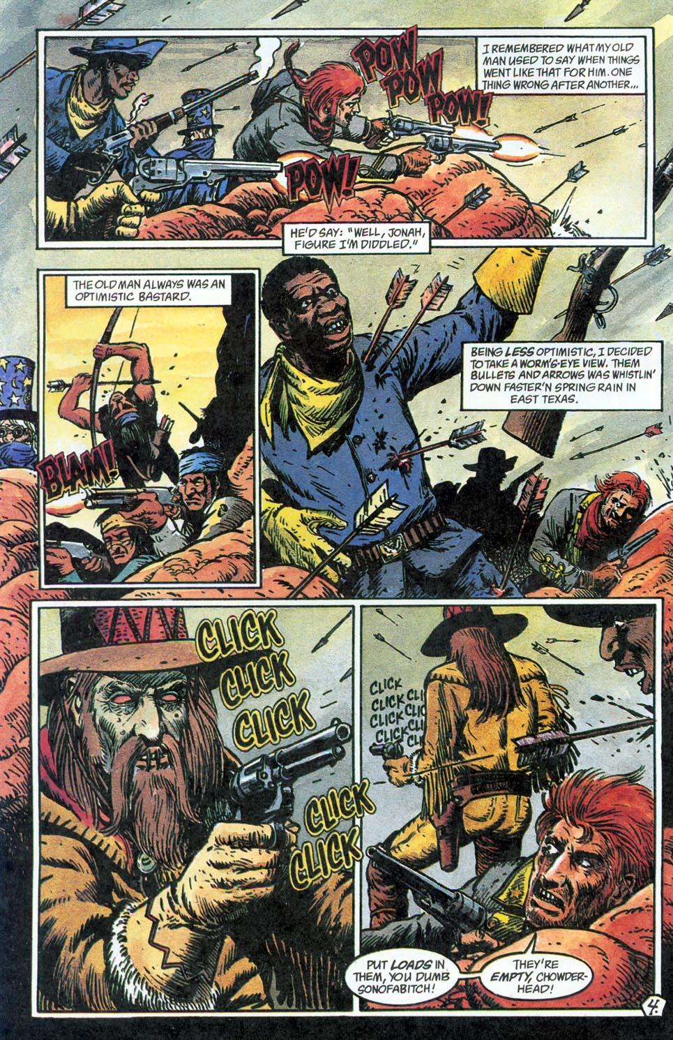 Jonah Hex: Two-Gun Mojo Issue #5 #5 - English 6