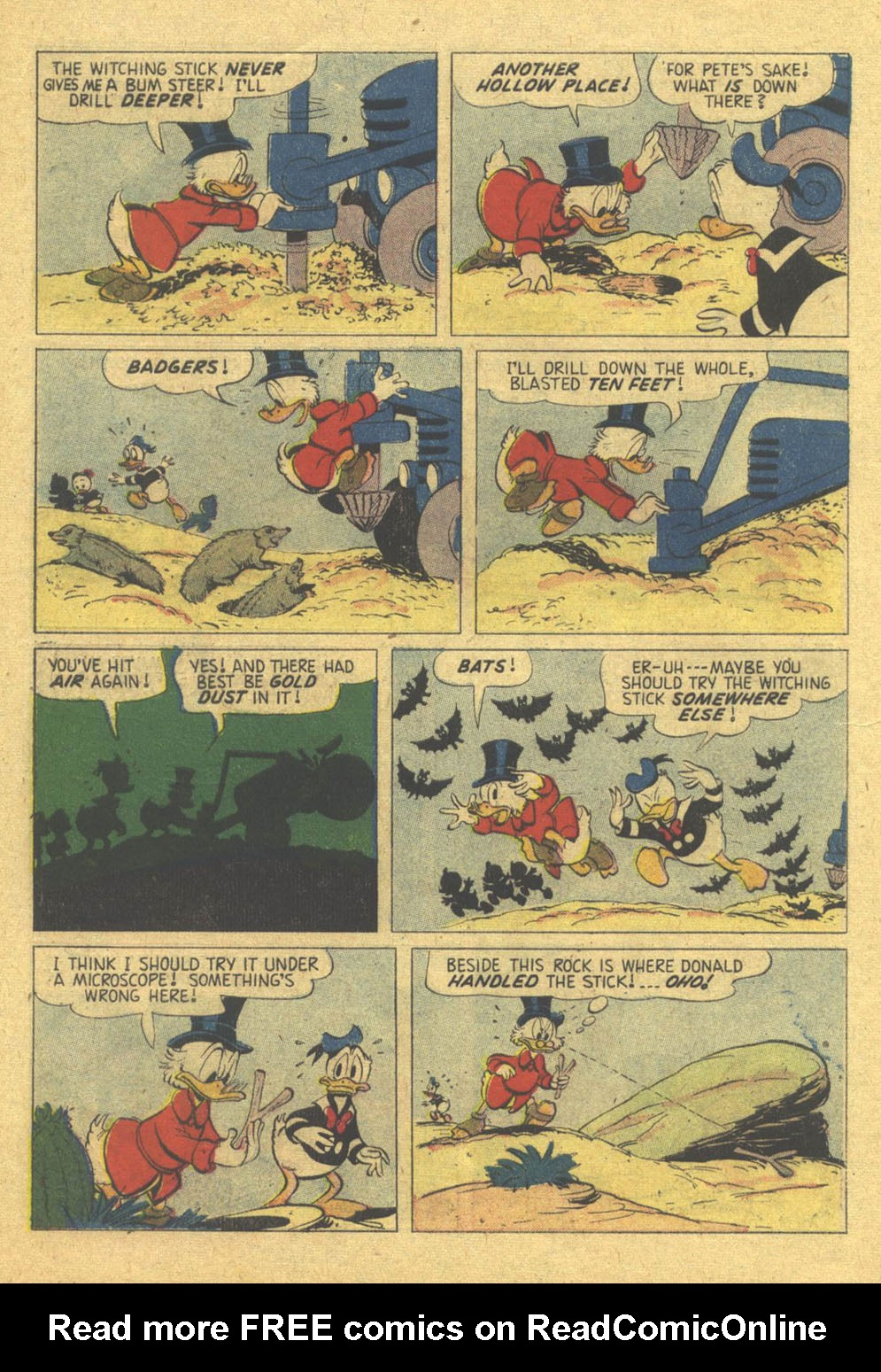 Uncle Scrooge (1953) Issue #28 #28 - English 32