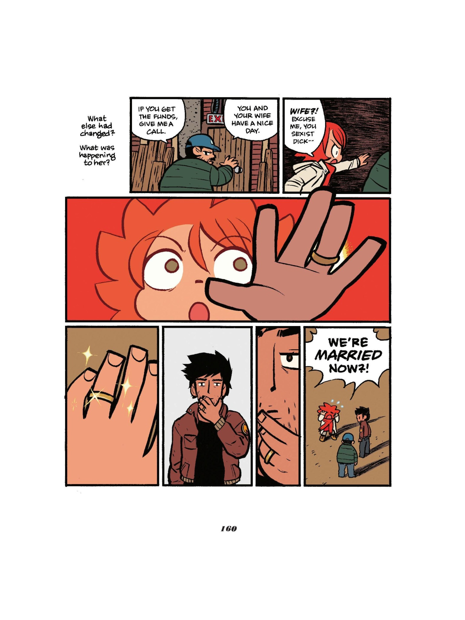 Read online Seconds comic -  Issue # Full - 161