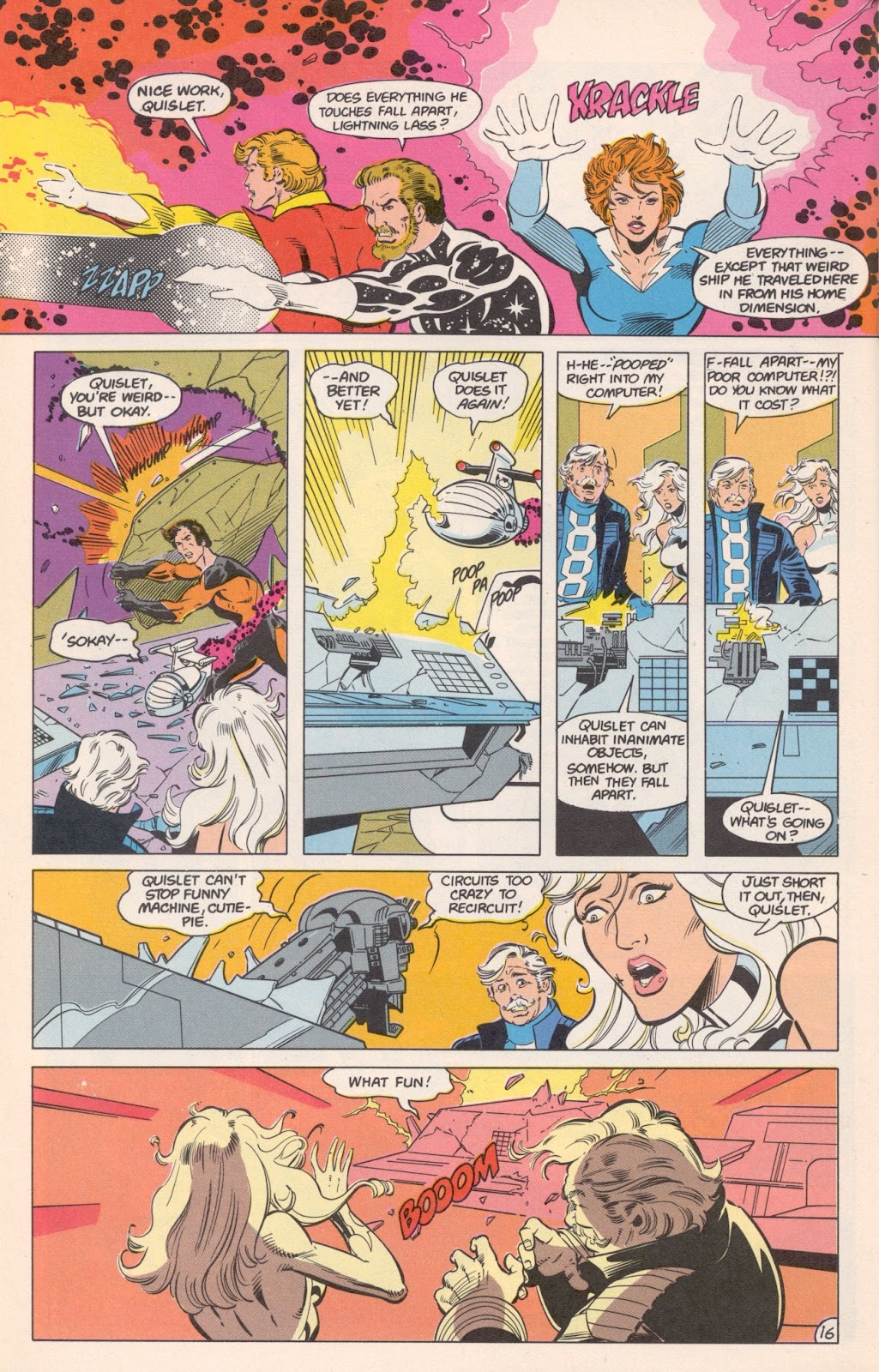 Tales of the Legion Issue #342 #29 - English 17