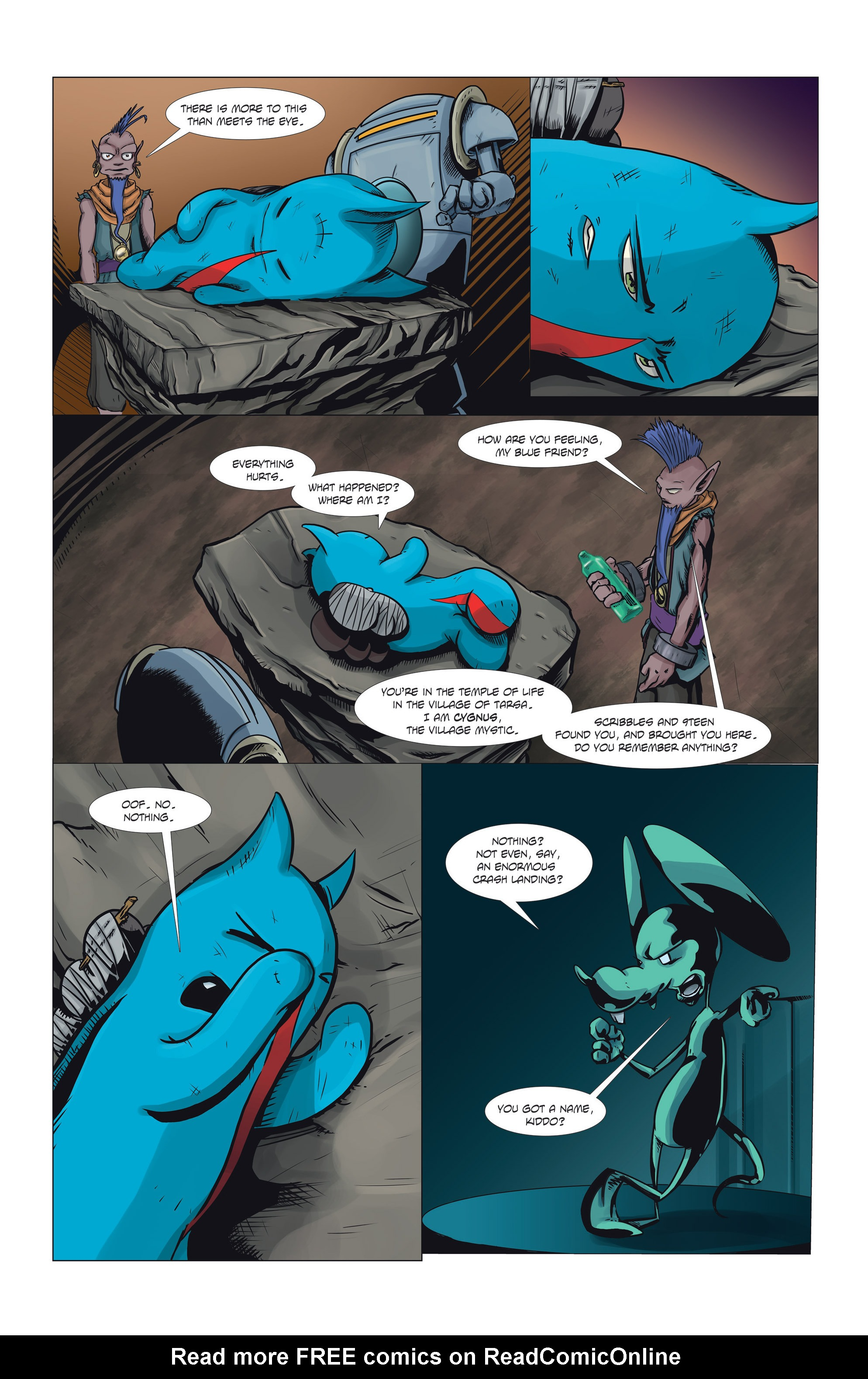 The Adventures of Miru chap 1 pic 16