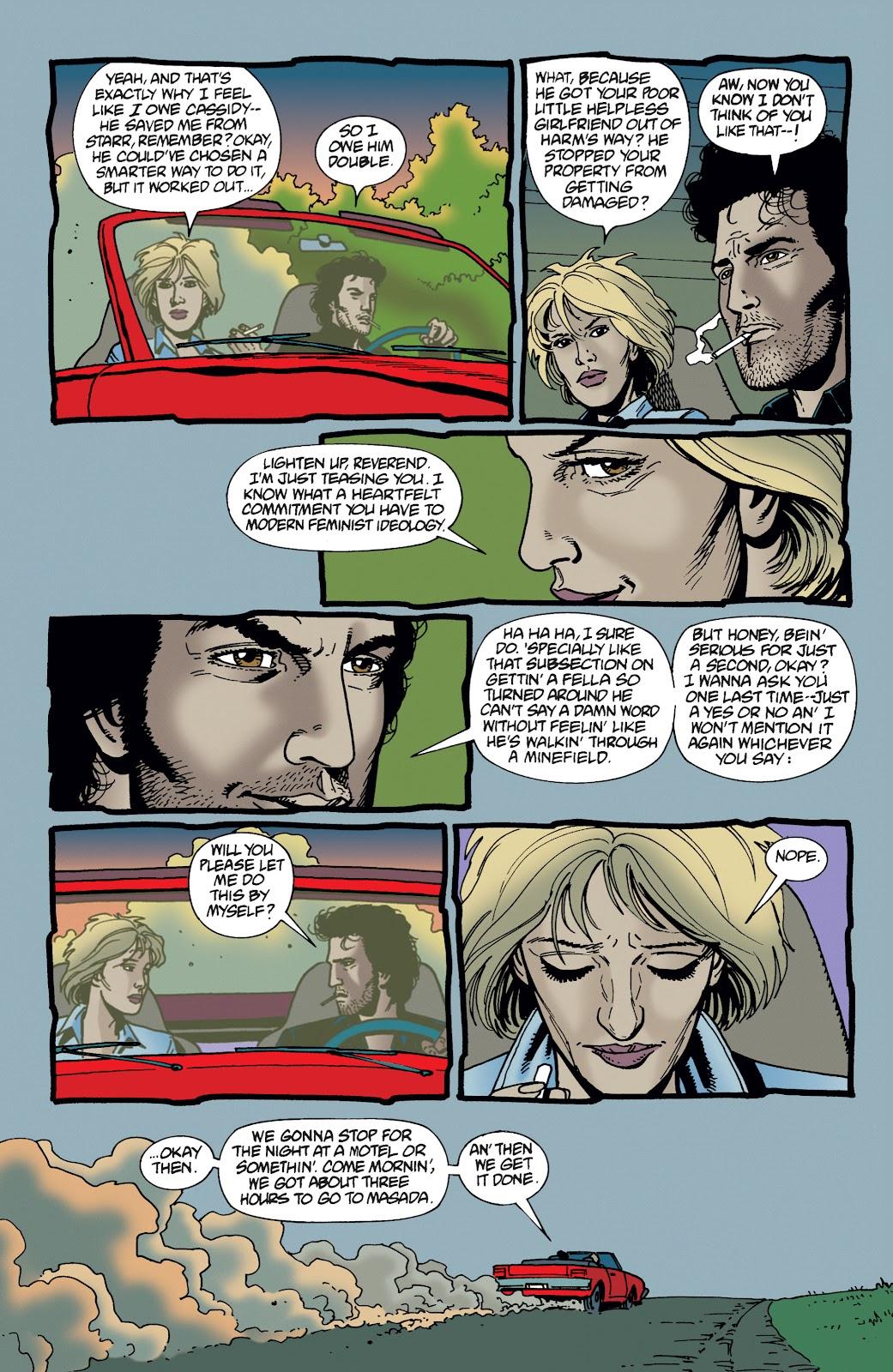 Preacher Issue #21 #30 - English 9