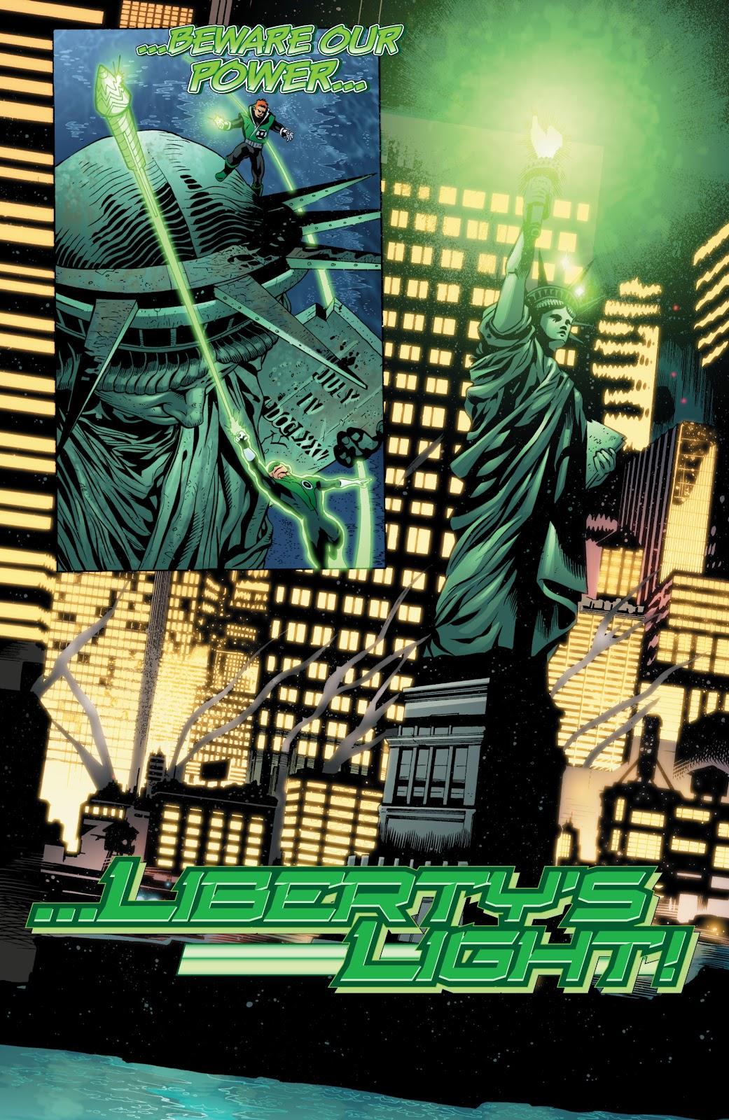 Green Lantern: The Sinestro Corps War Full #1 - English 299